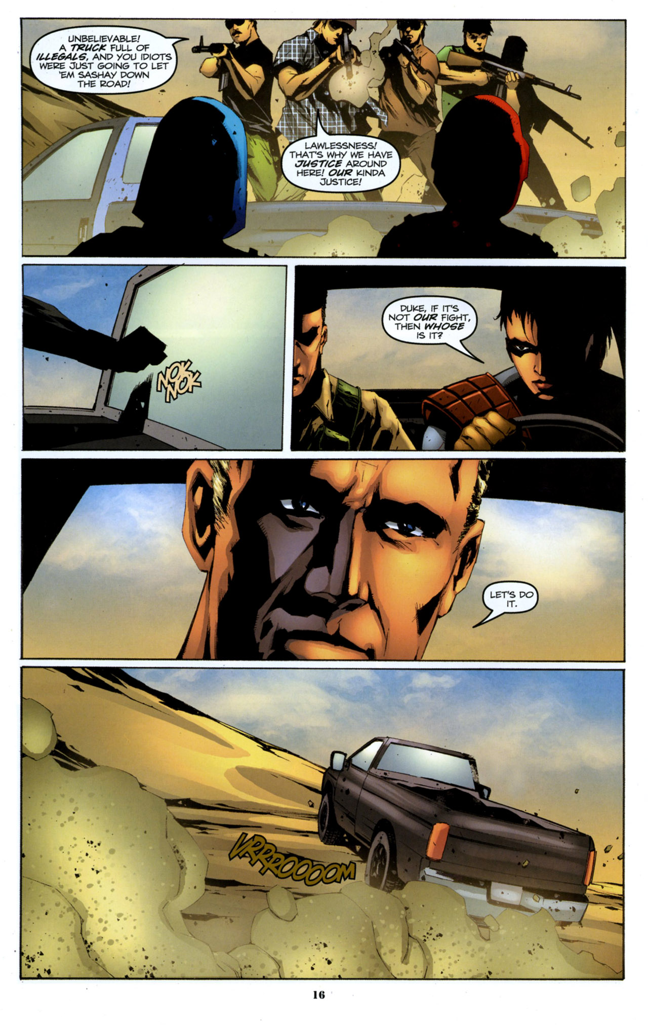 G.I. Joe: A Real American Hero 157 Page 17