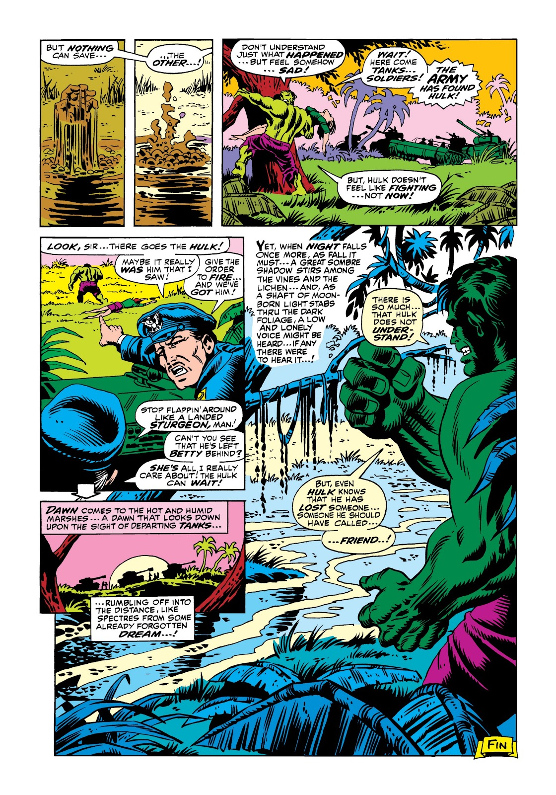 Read online Marvel Masterworks: The Incredible Hulk comic -  Issue # TPB 5 (Part 3) - 36