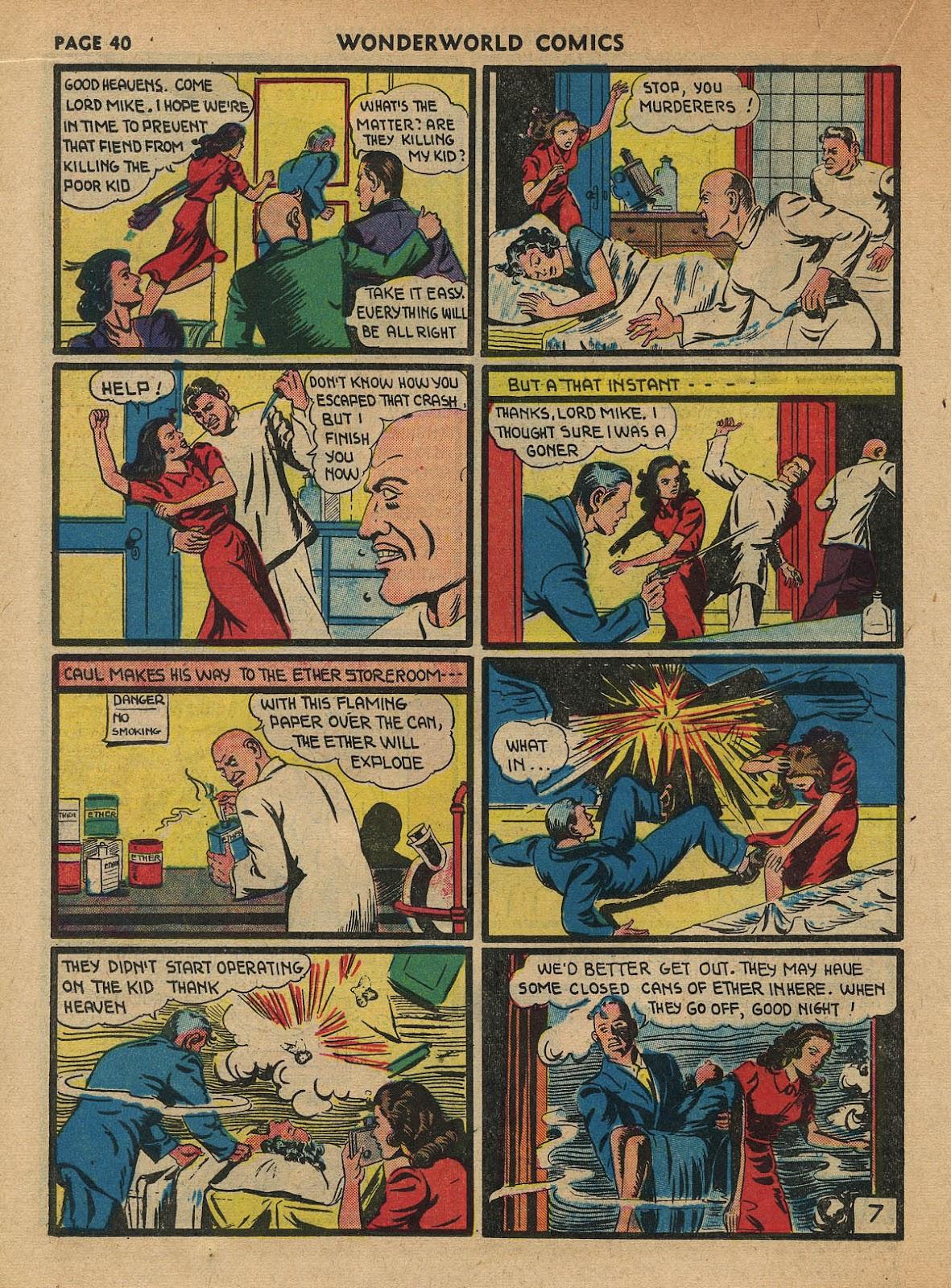 Wonderworld Comics issue 23 - Page 41