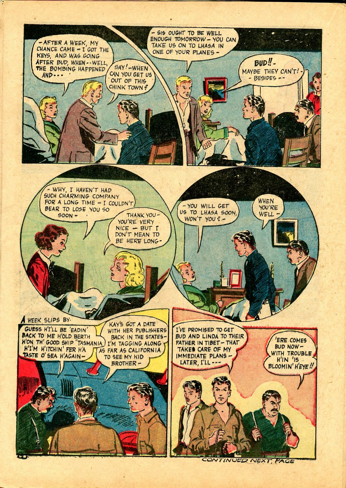 Read online Famous Funnies comic -  Issue #102 - 38