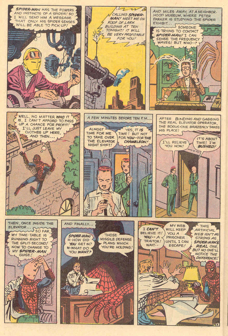The Amazing Spider-Man (1963) _Annual_7 Page 6