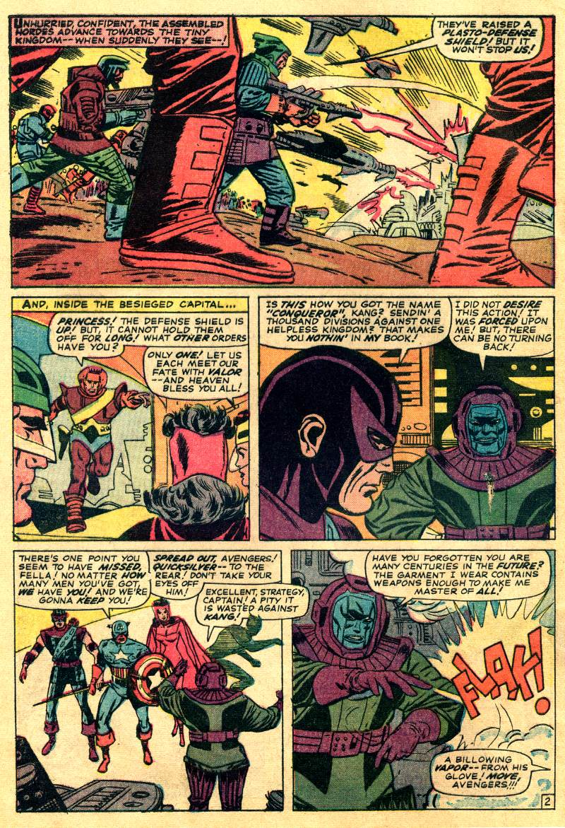 The Avengers (1963) 24 Page 2