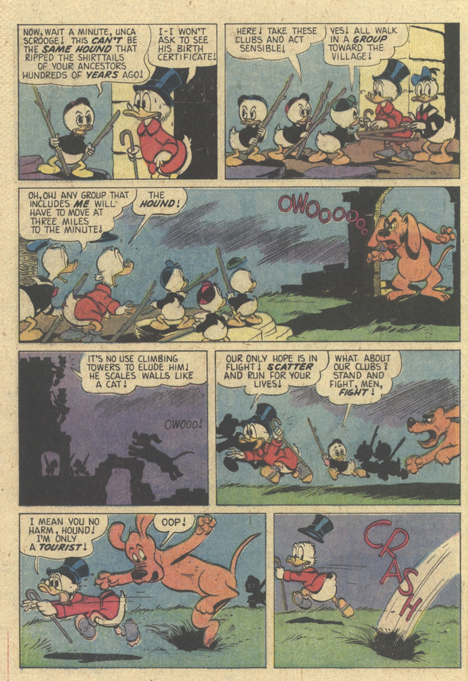 Read online Uncle Scrooge (1953) comic -  Issue #165 - 28