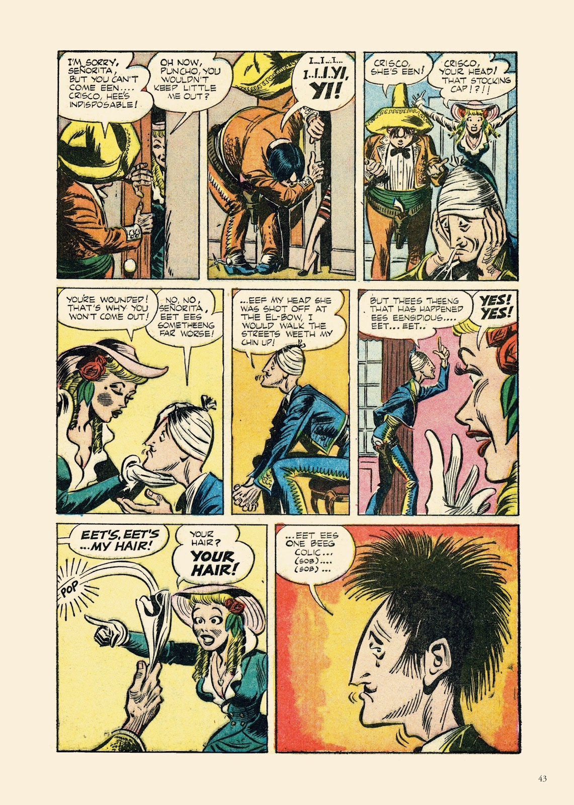 Read online Sincerest Form of Parody: The Best 1950s MAD-Inspired Satirical Comics comic -  Issue # TPB (Part 1) - 44