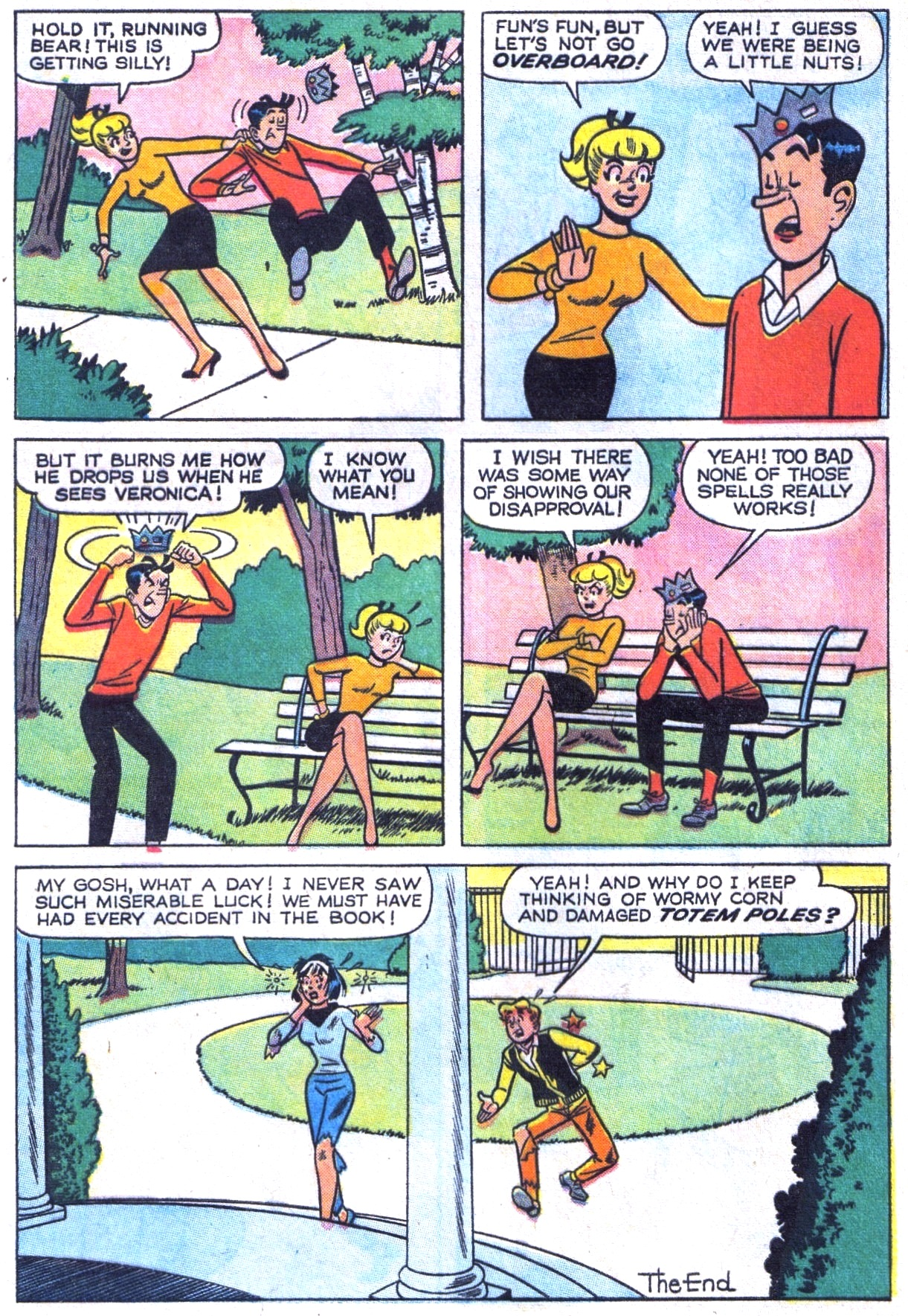 Read online Archie (1960) comic -  Issue #150 - 24