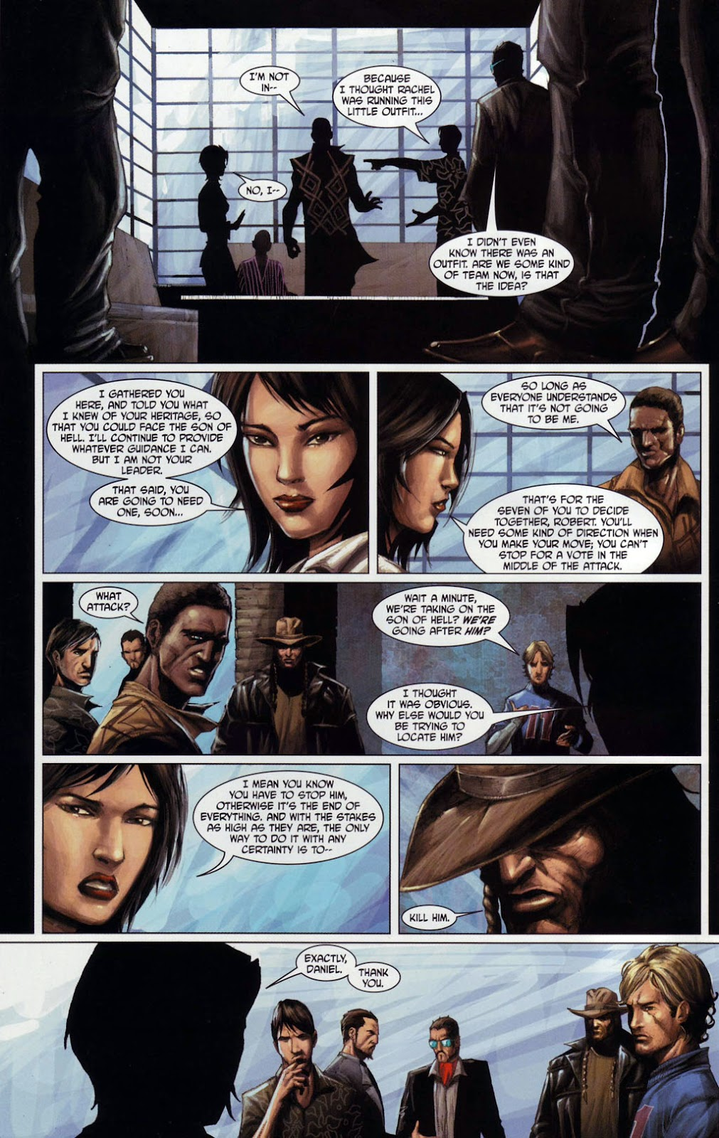 7 Brothers issue 3 - Page 11