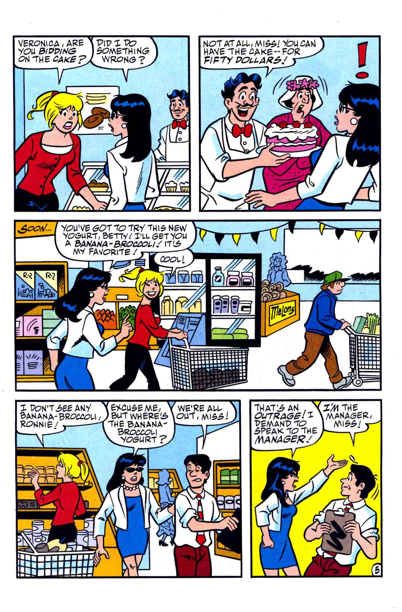Read online Archie's Girls Betty and Veronica comic -  Issue #230 - 17