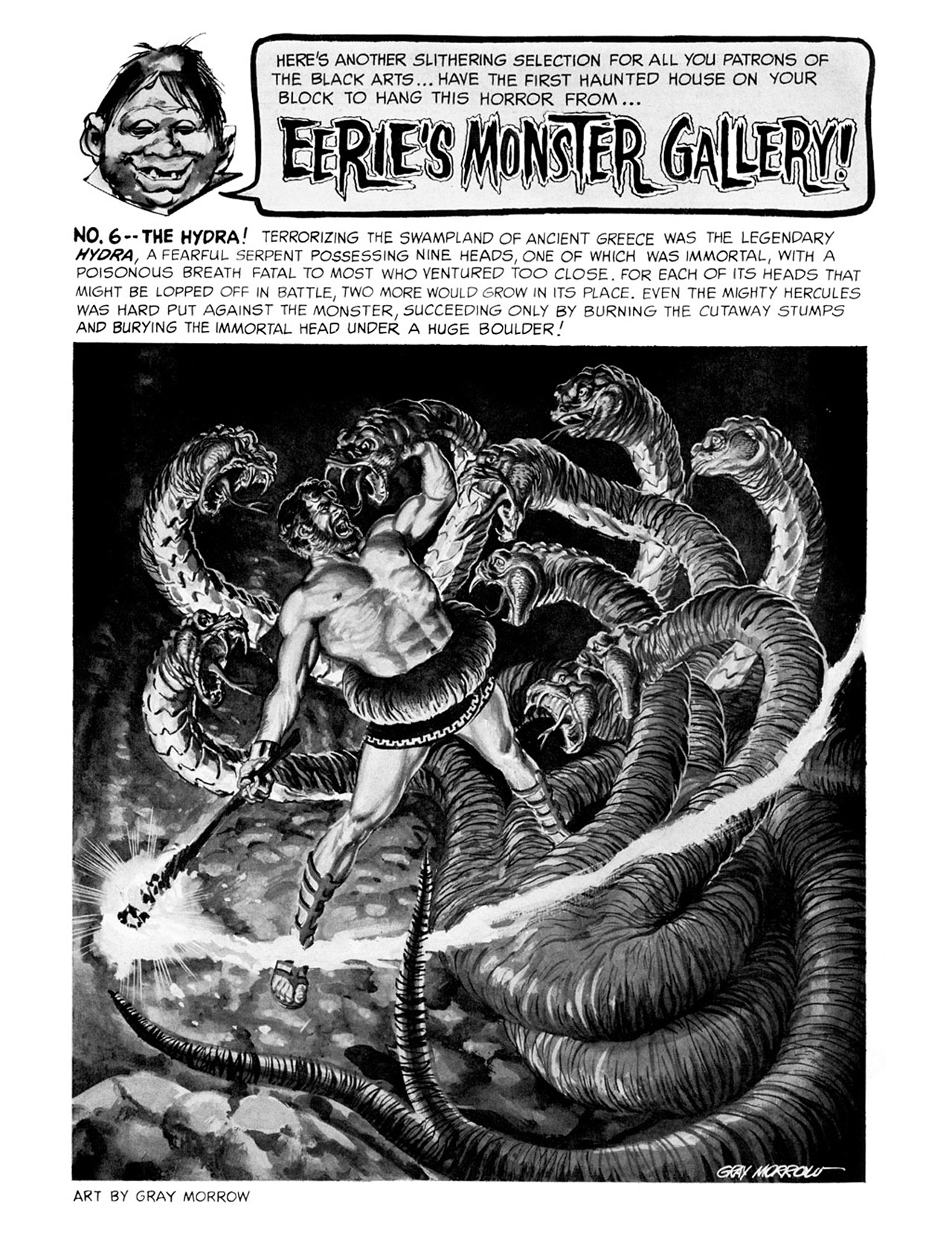 Read online Eerie Archives comic -  Issue # TPB 2 - 67