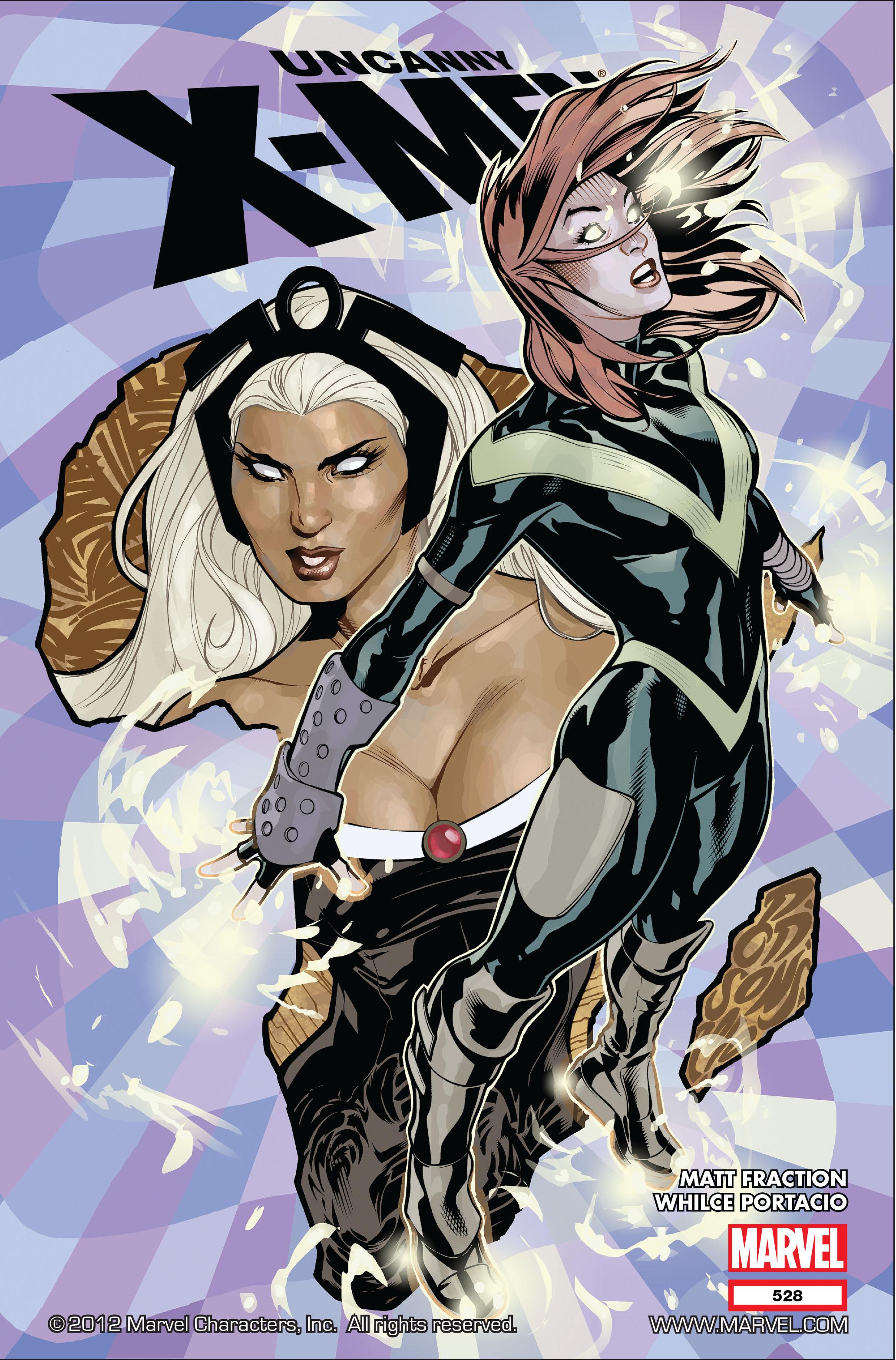 Uncanny X-Men (1963) 528 Page 1