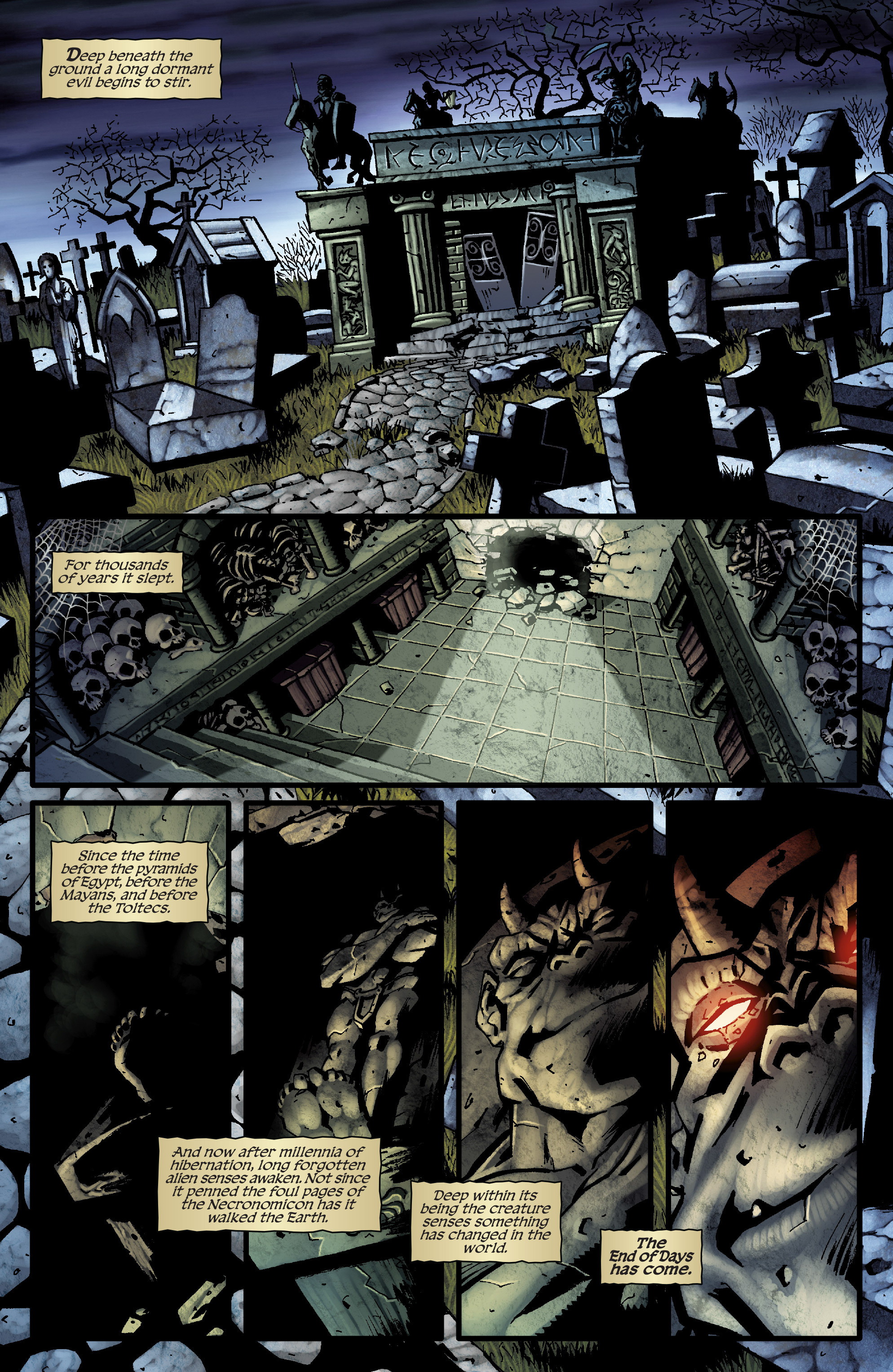 Read online Army of Darkness: From the Ashes comic -  Issue #Army of Darkness: From the Ashes TPB - 84