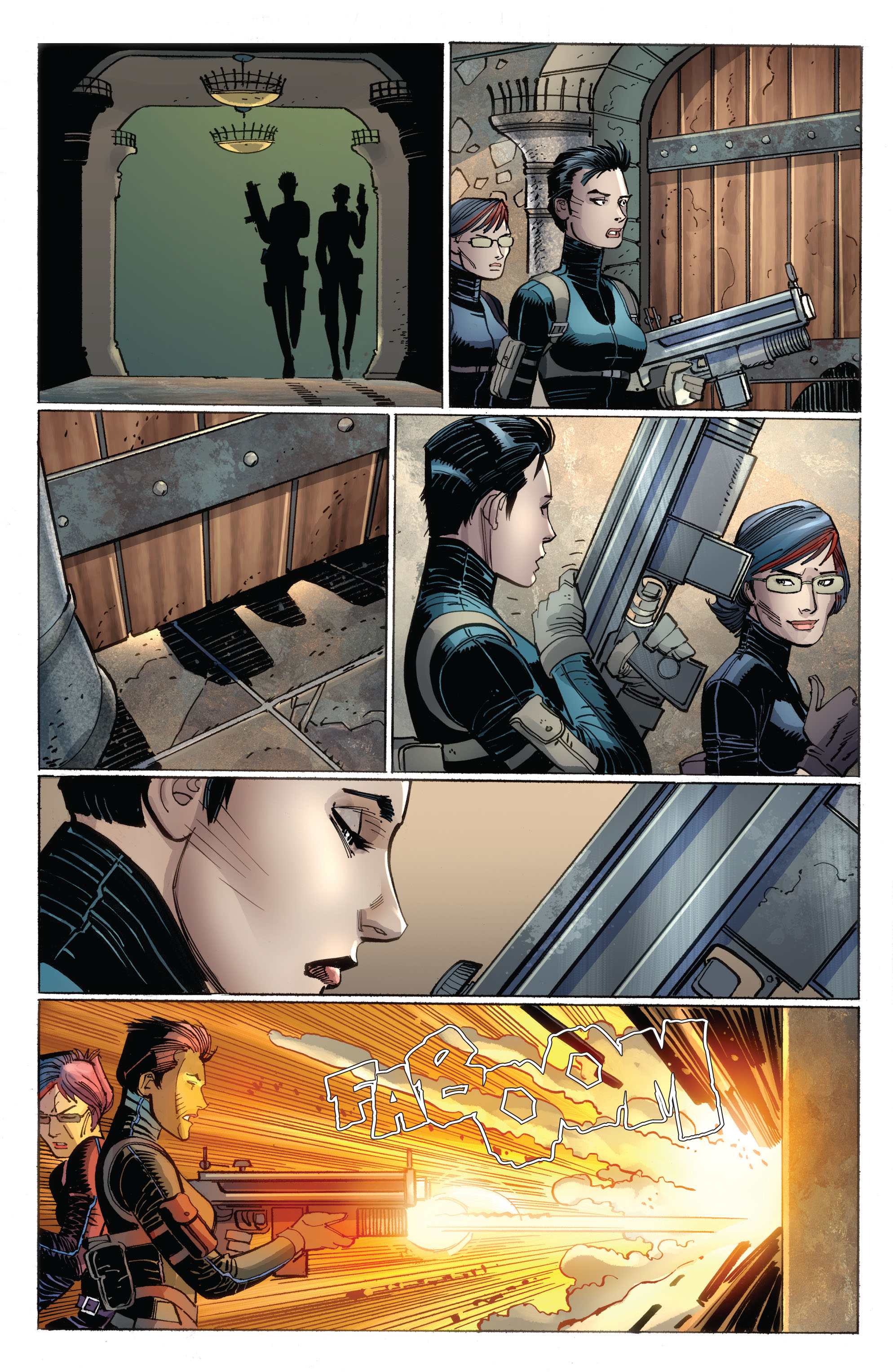 Read online Avengers (2010) comic -  Issue #16 - 11