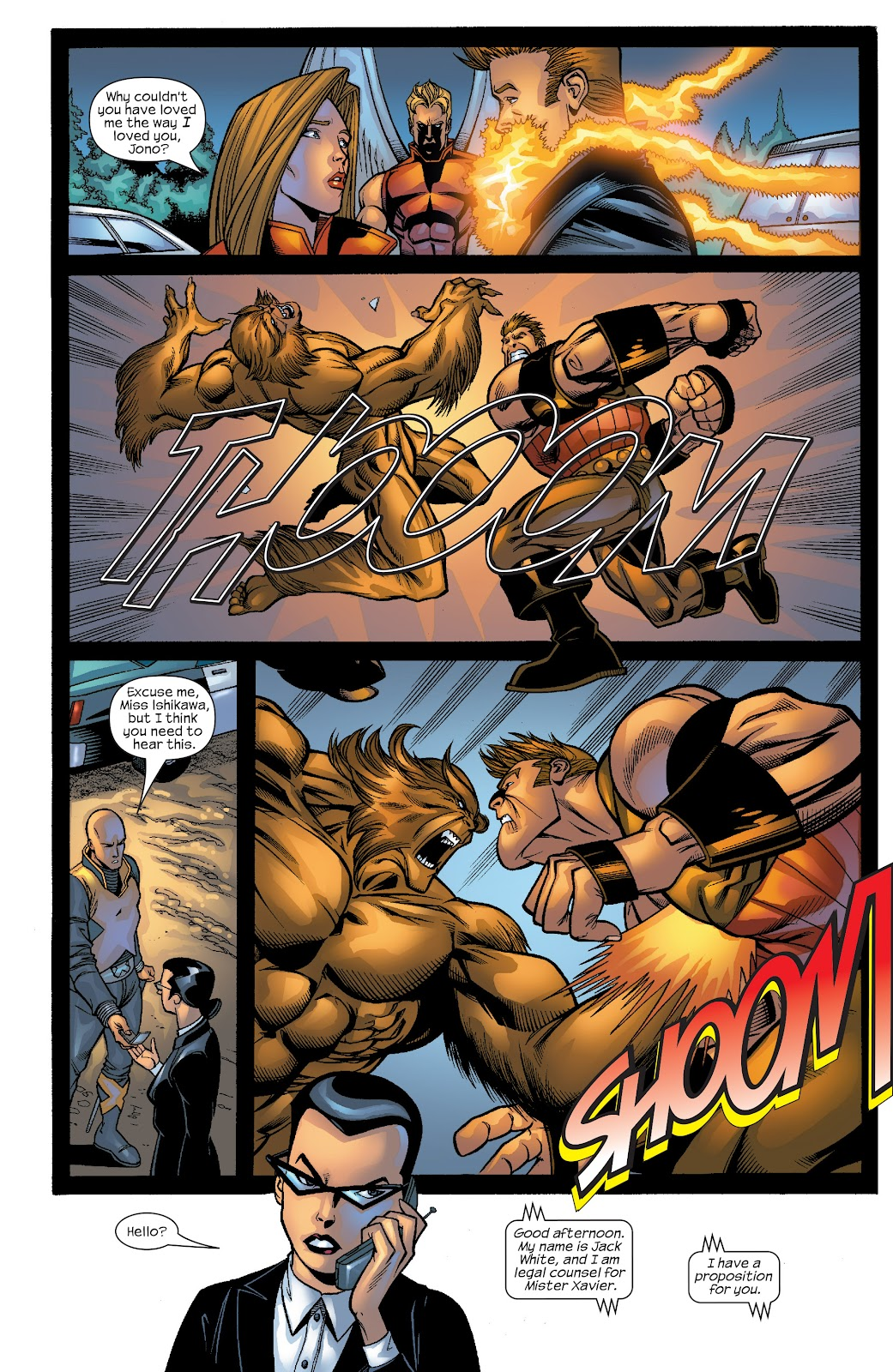 Read online X-Men: Unstoppable comic -  Issue # TPB (Part 4) - 66