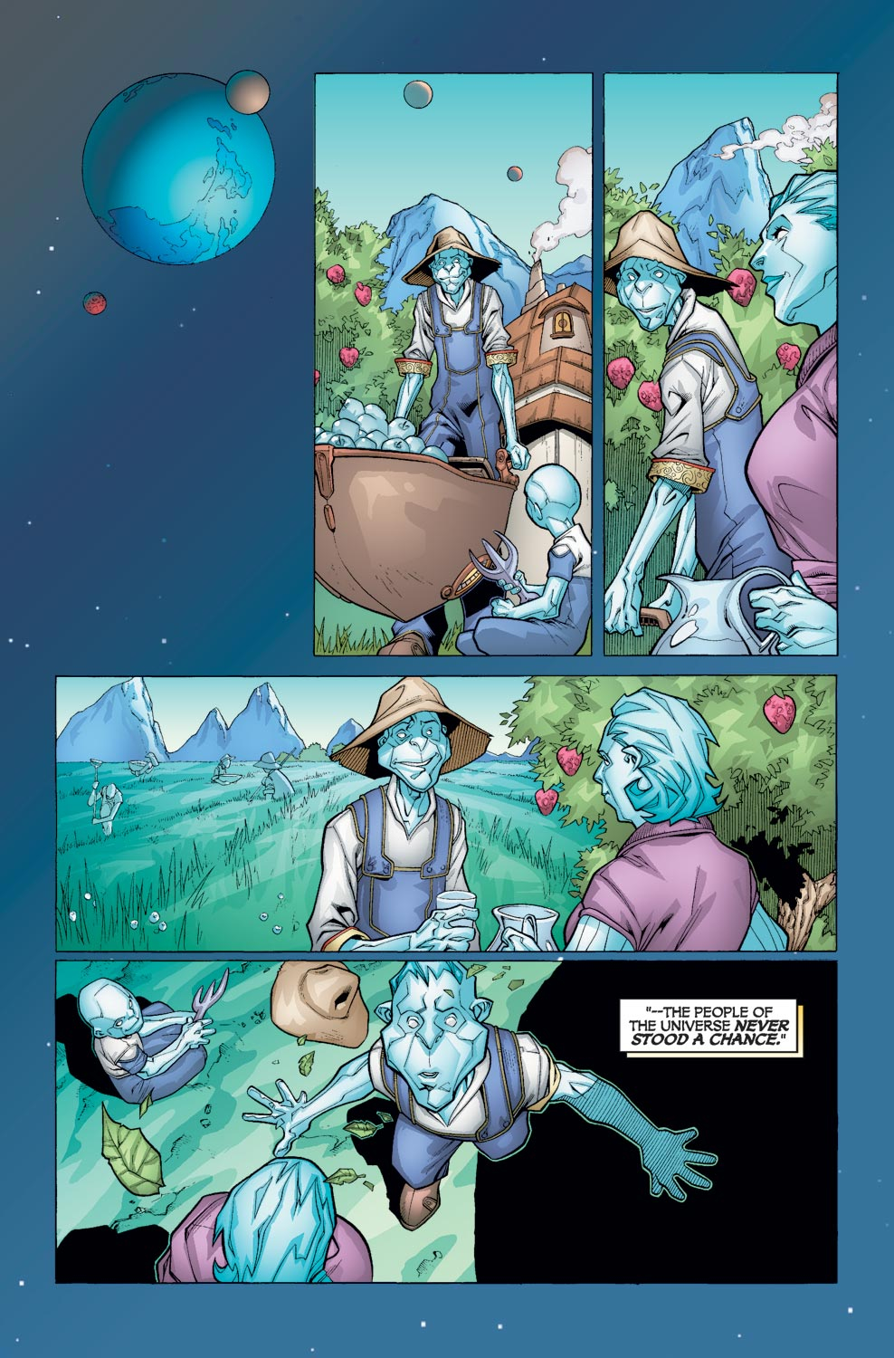 Alpha Flight (2004) issue 3 - Page 13