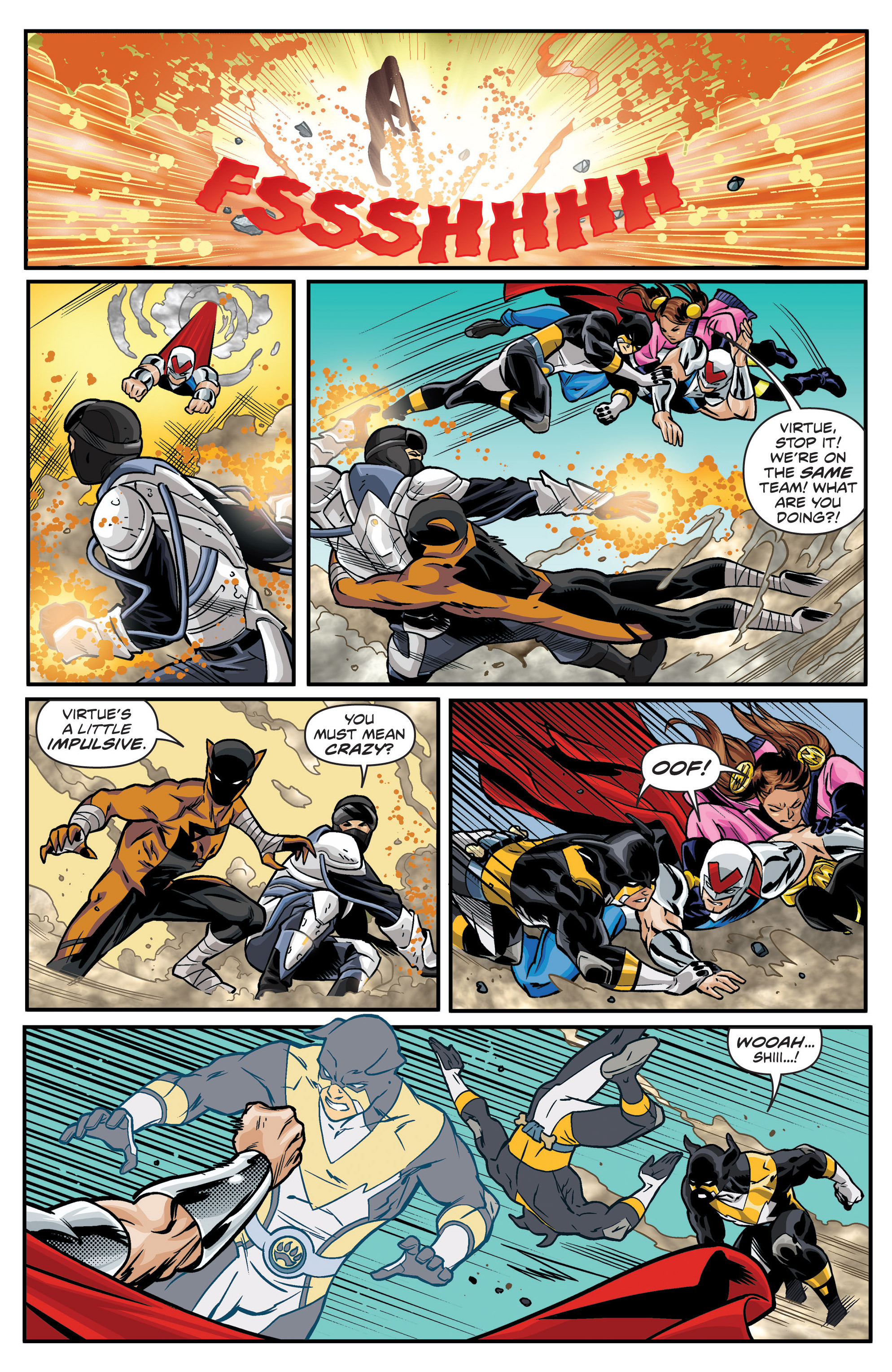 Actionverse 5 Page 18