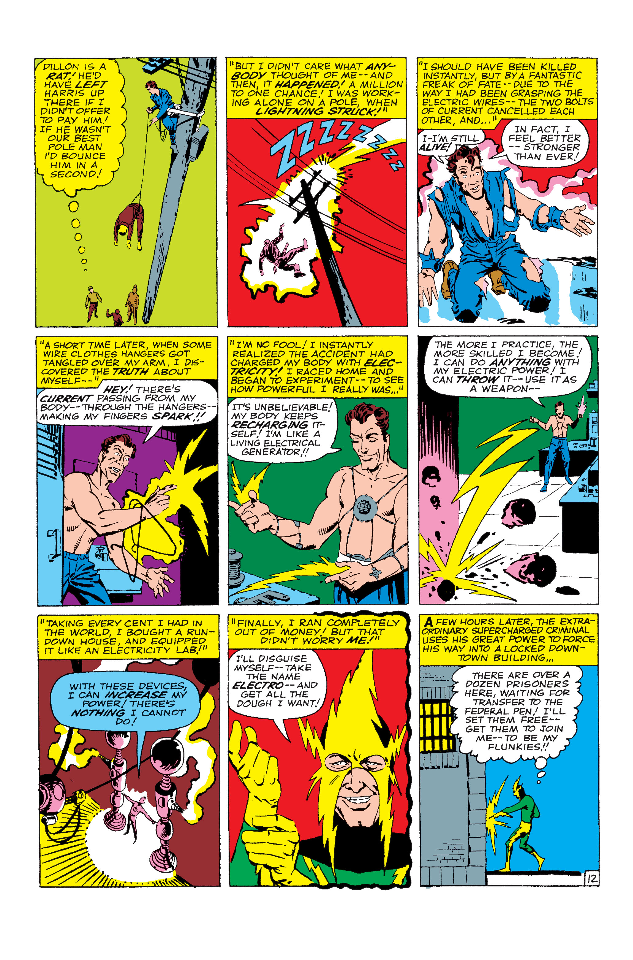 The Amazing Spider-Man (1963) 9 Page 12