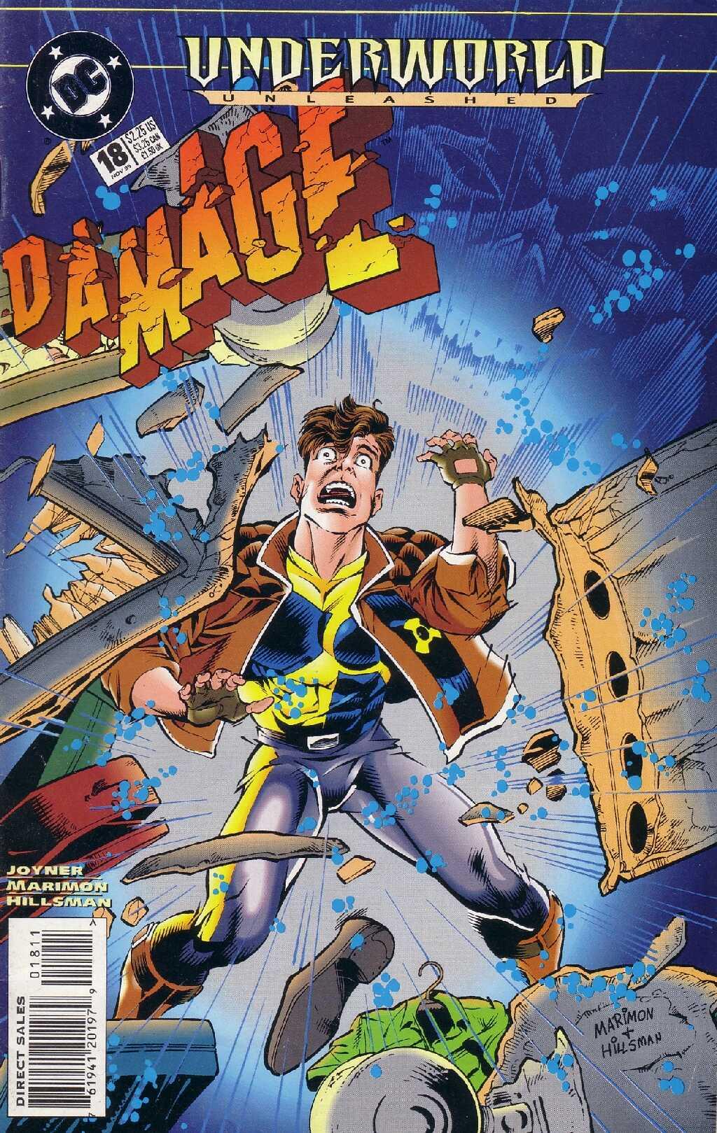 Damage (1994) 18 Page 1