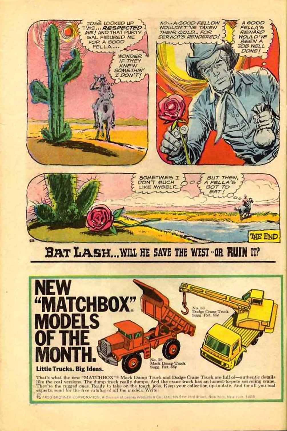 Bat Lash (1968) issue 4 - Page 30
