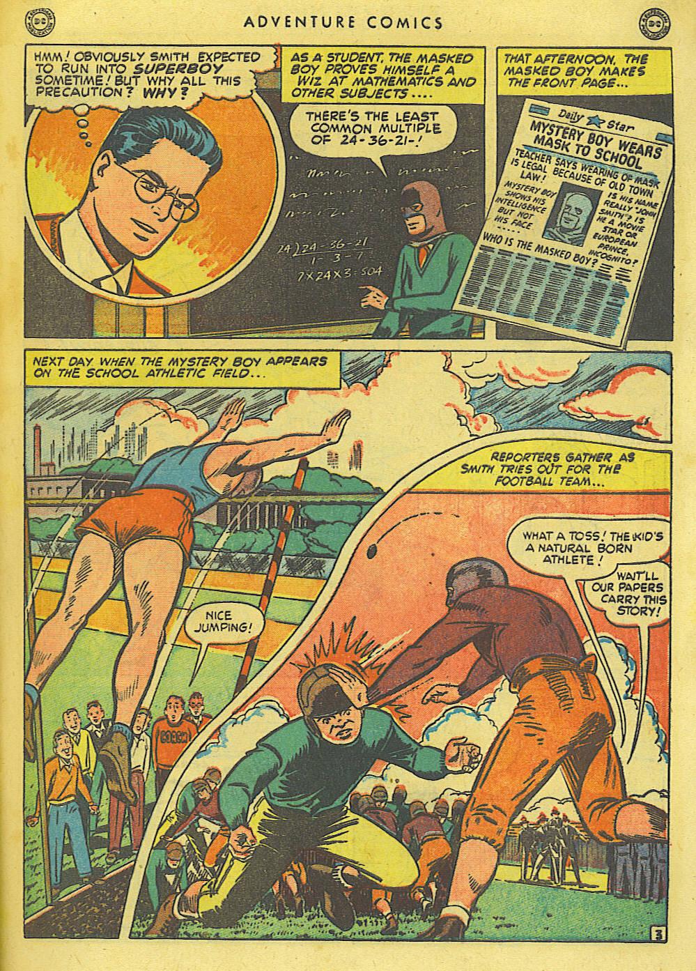Read online Adventure Comics (1938) comic -  Issue #135 - 5