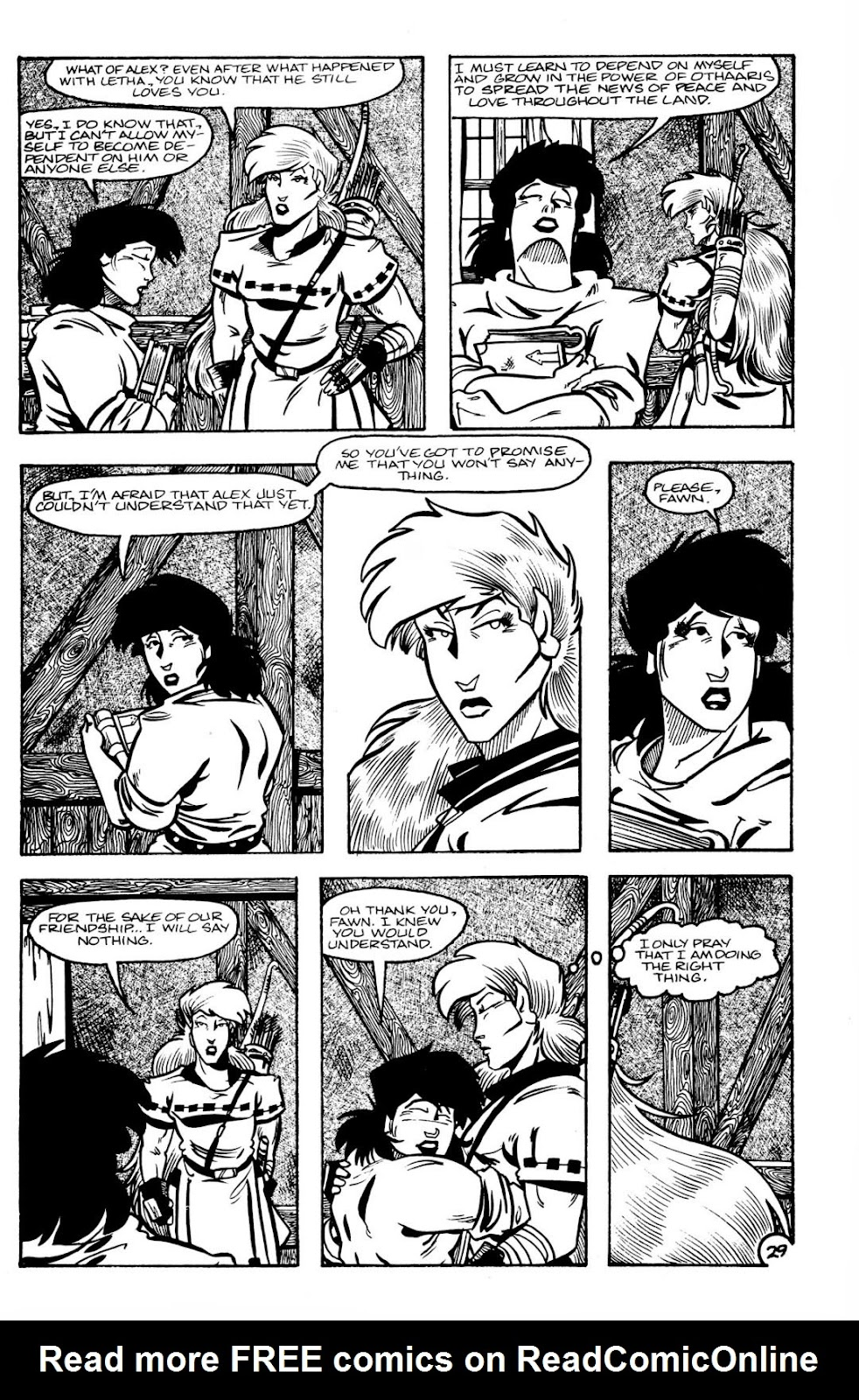 The Realm (1986) issue 9 - Page 31