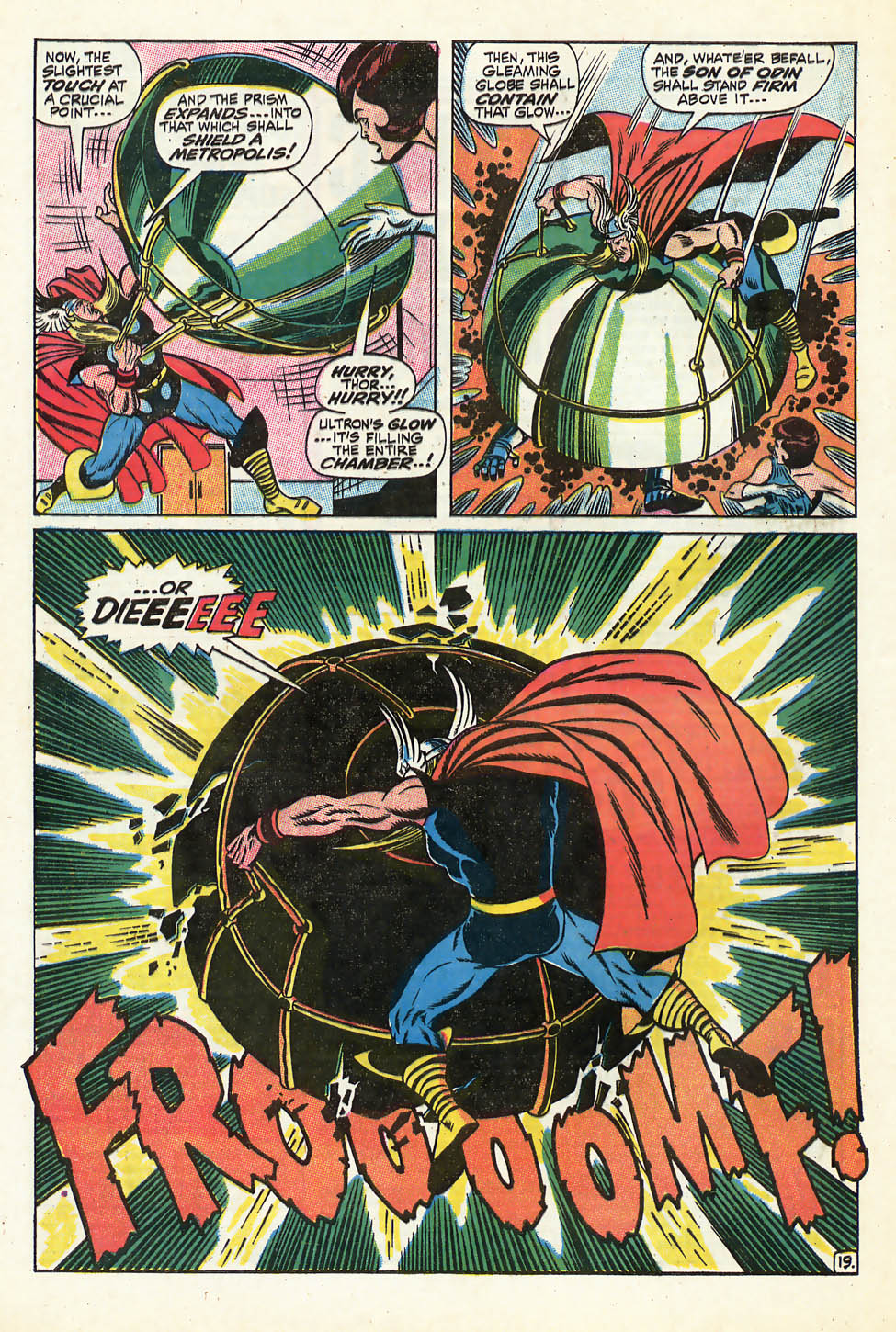 The Avengers (1963) 68 Page 19
