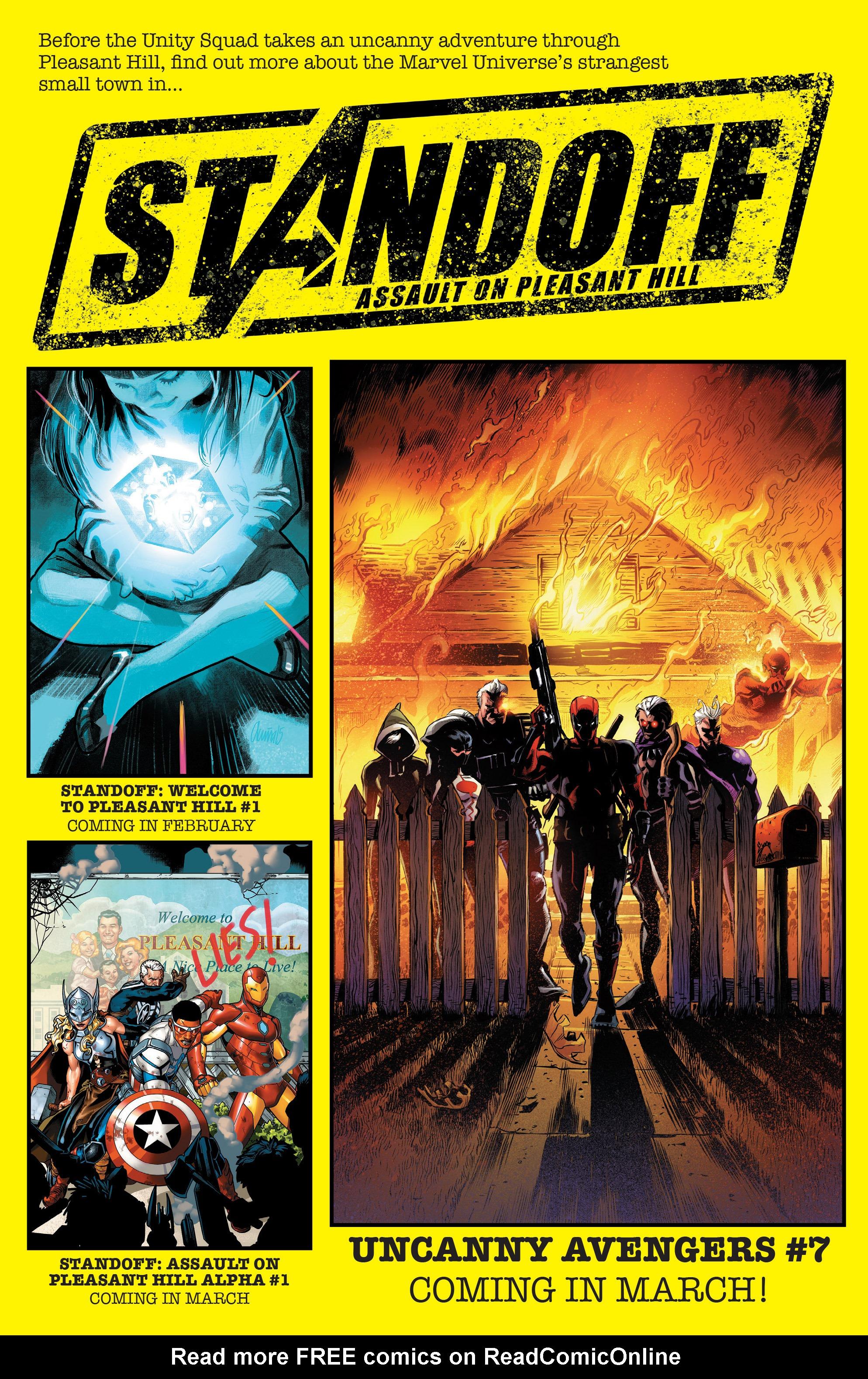 Read online Uncanny Avengers [II] comic -  Issue #6 - 22