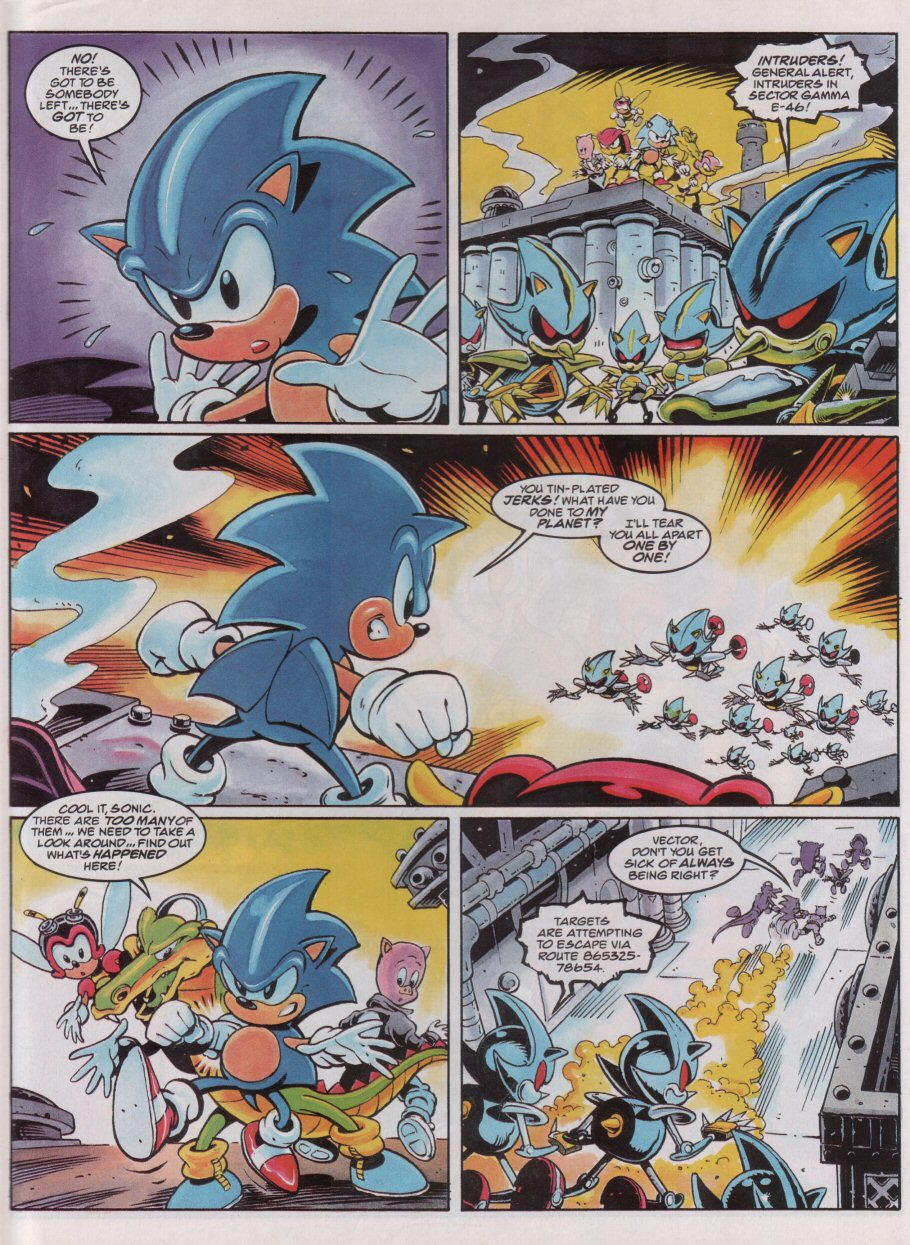 Read online Sonic the Comic comic -  Issue #69 - 6