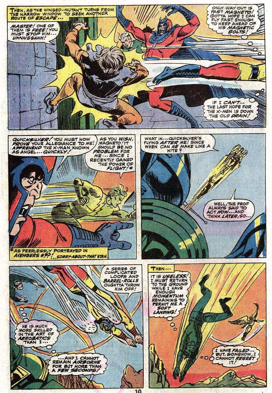 Read online Uncanny X-Men (1963) comic -  Issue #92 - 12