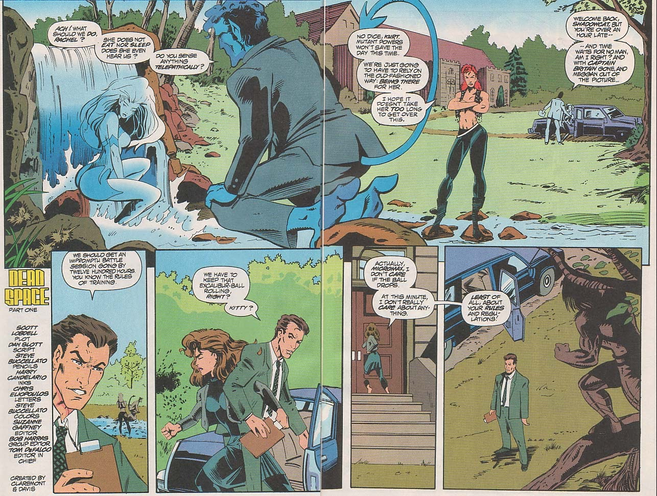 Excalibur (1988) issue 68 - Page 3