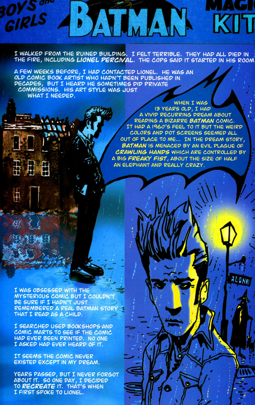 Read online Solo (2004) comic -  Issue #12 - 32