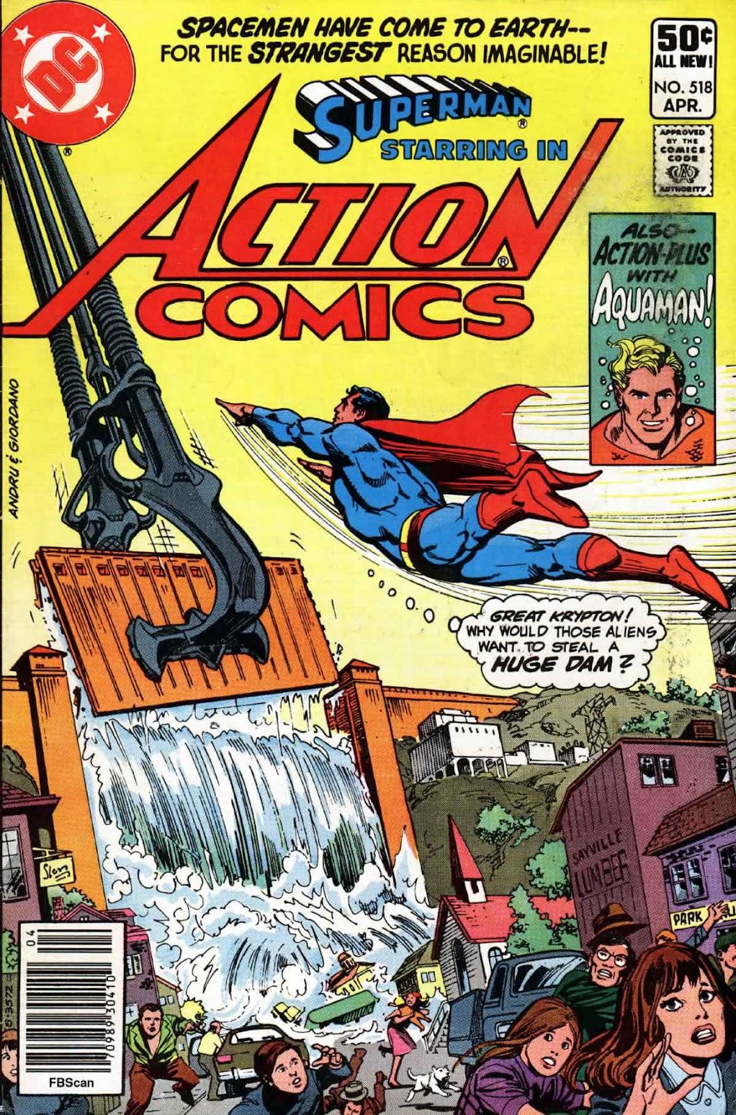 Action Comics (1938) 518 Page 1