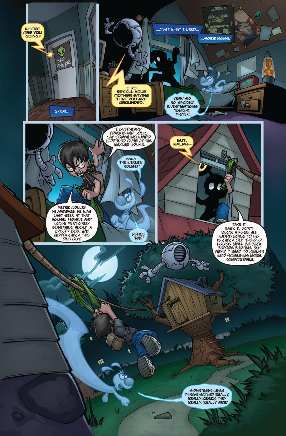 Read online Ralph Filmore comic -  Issue # Full - 19