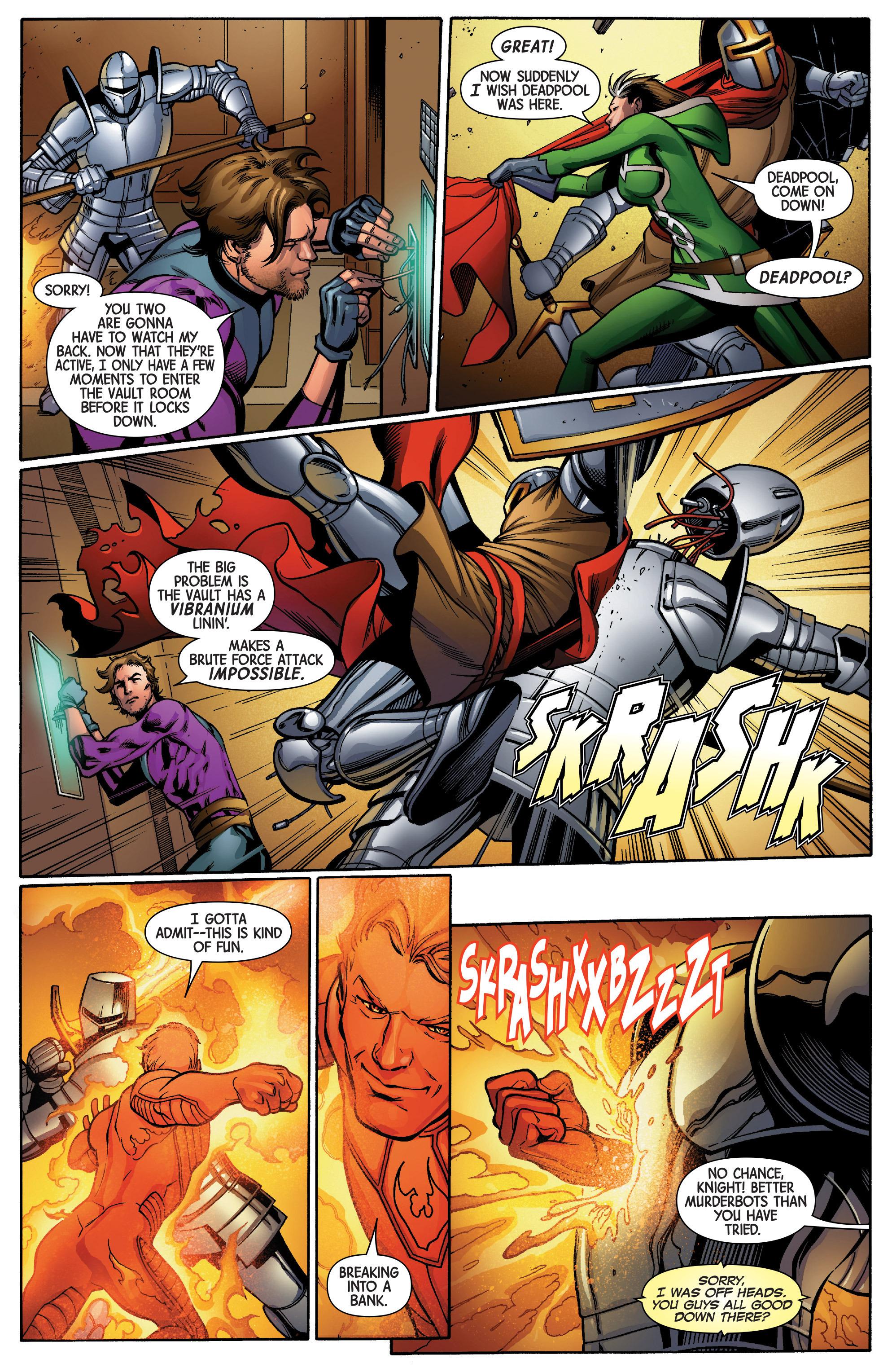 Read online Uncanny Avengers [II] comic -  Issue #5 - 15