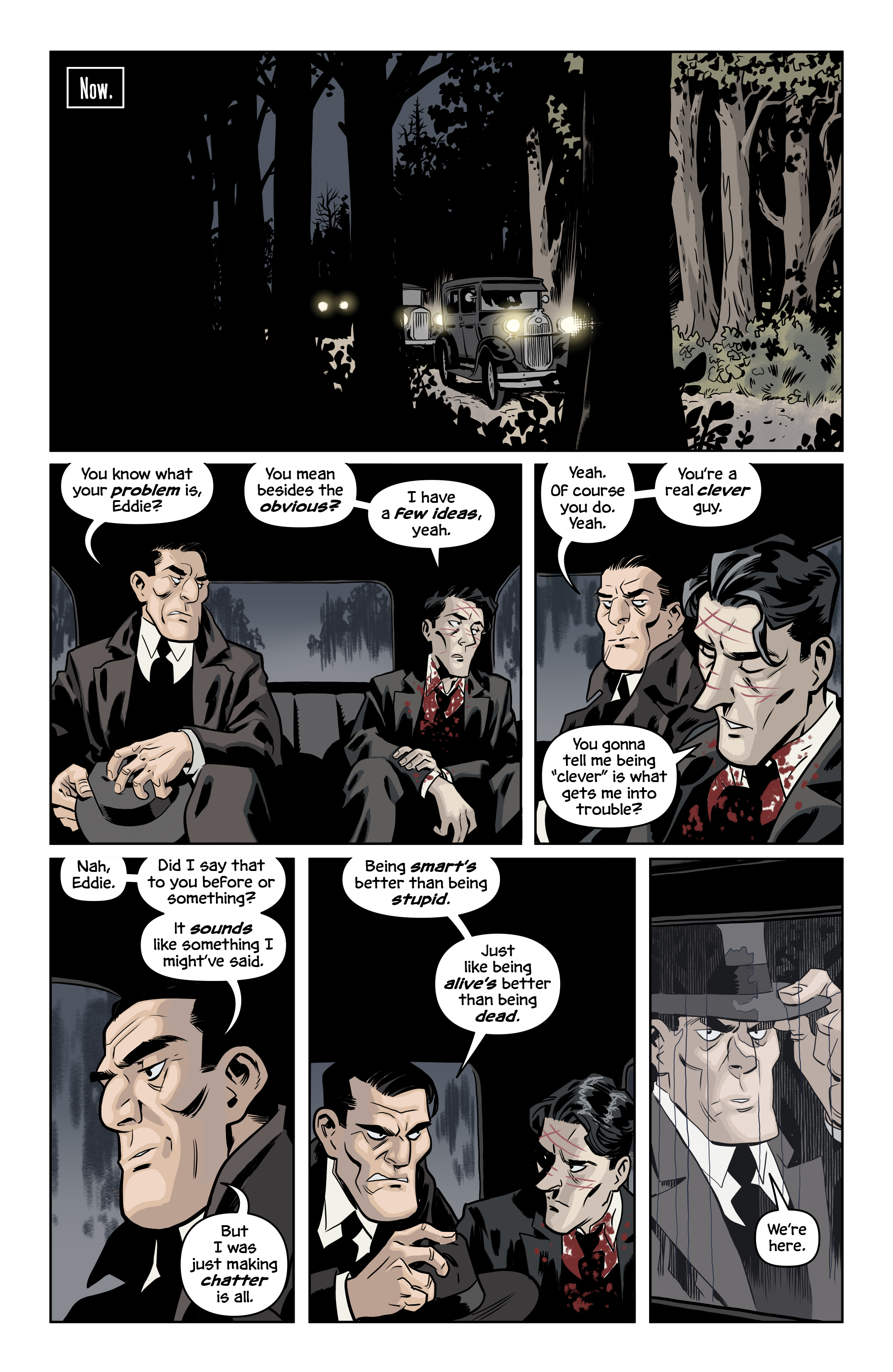 Read online The Damned comic -  Issue #2 - 6