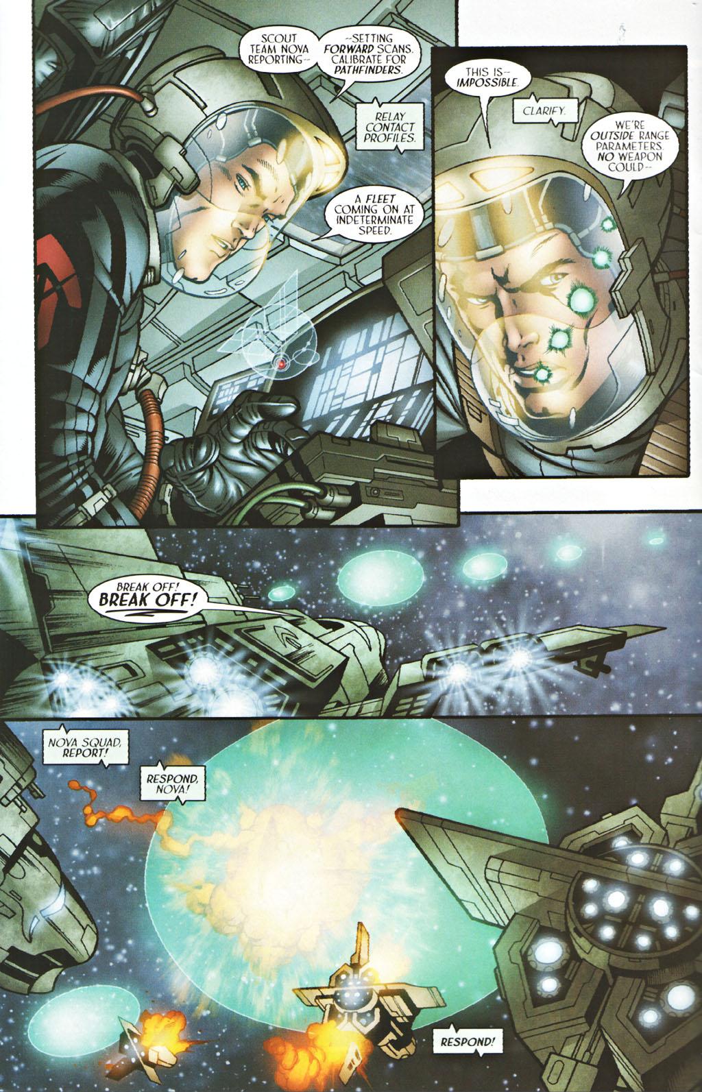 Read online Sigil (2000) comic -  Issue #40 - 5