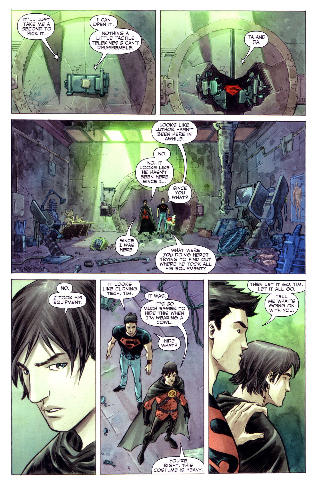 Read online Adventure Comics (2009) comic -  Issue #3 - 17