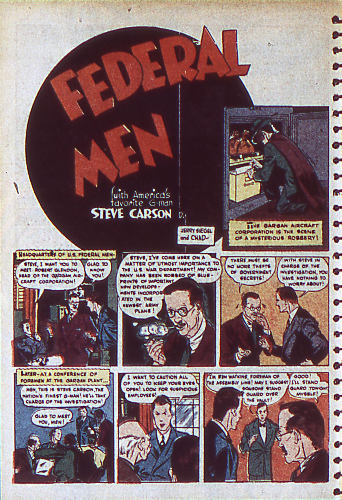 Read online Adventure Comics (1938) comic -  Issue #55 - 27