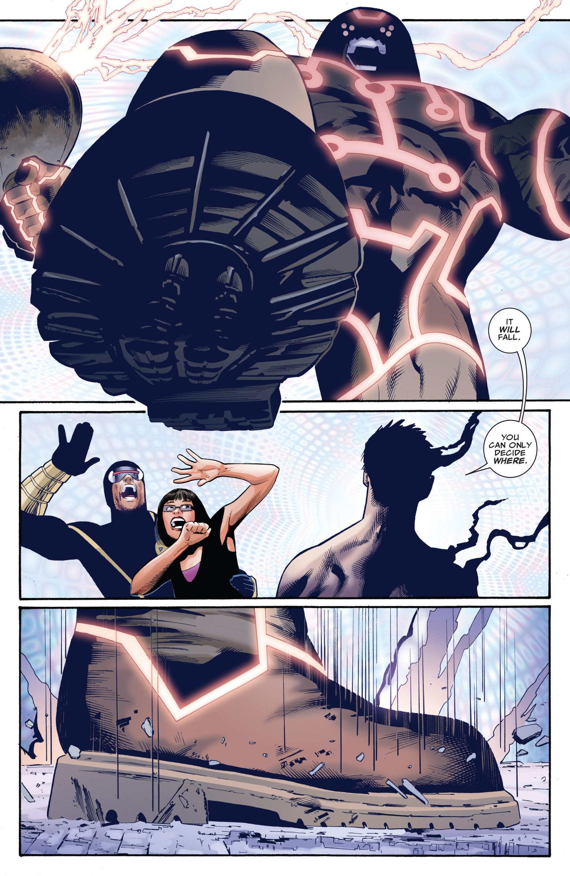 Read online Uncanny X-Men (1963) comic -  Issue #541 - 23