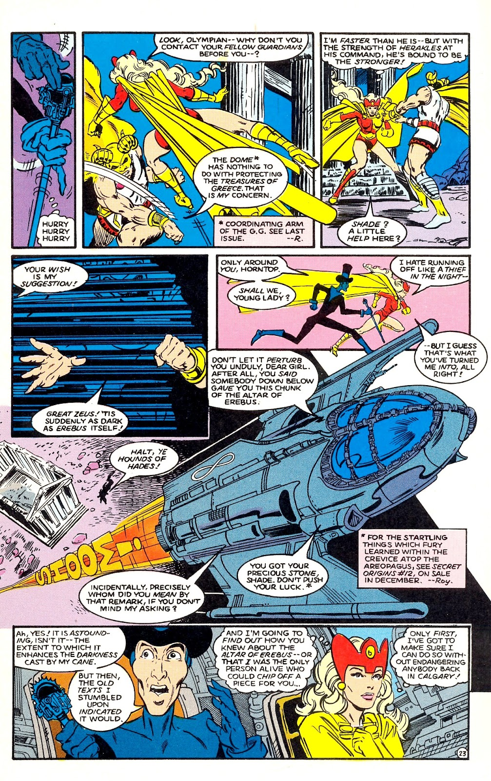 Infinity Inc. (1984) issue 35 - Page 25