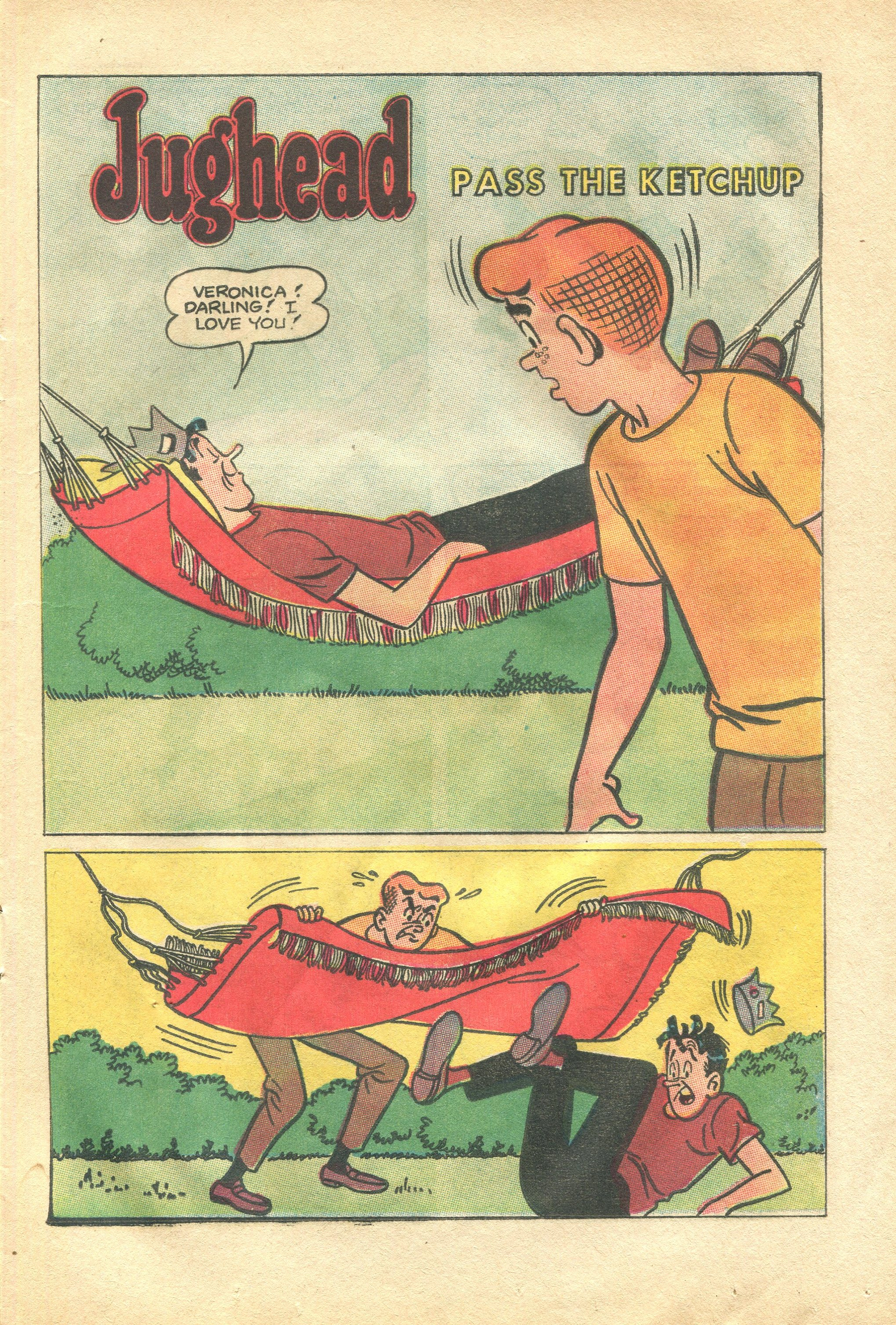 Read online Archie's Pal Jughead Comics comic -  Issue #113 - 13