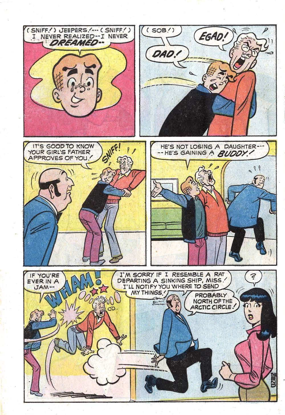 Read online Archie (1960) comic -  Issue #219 - 20