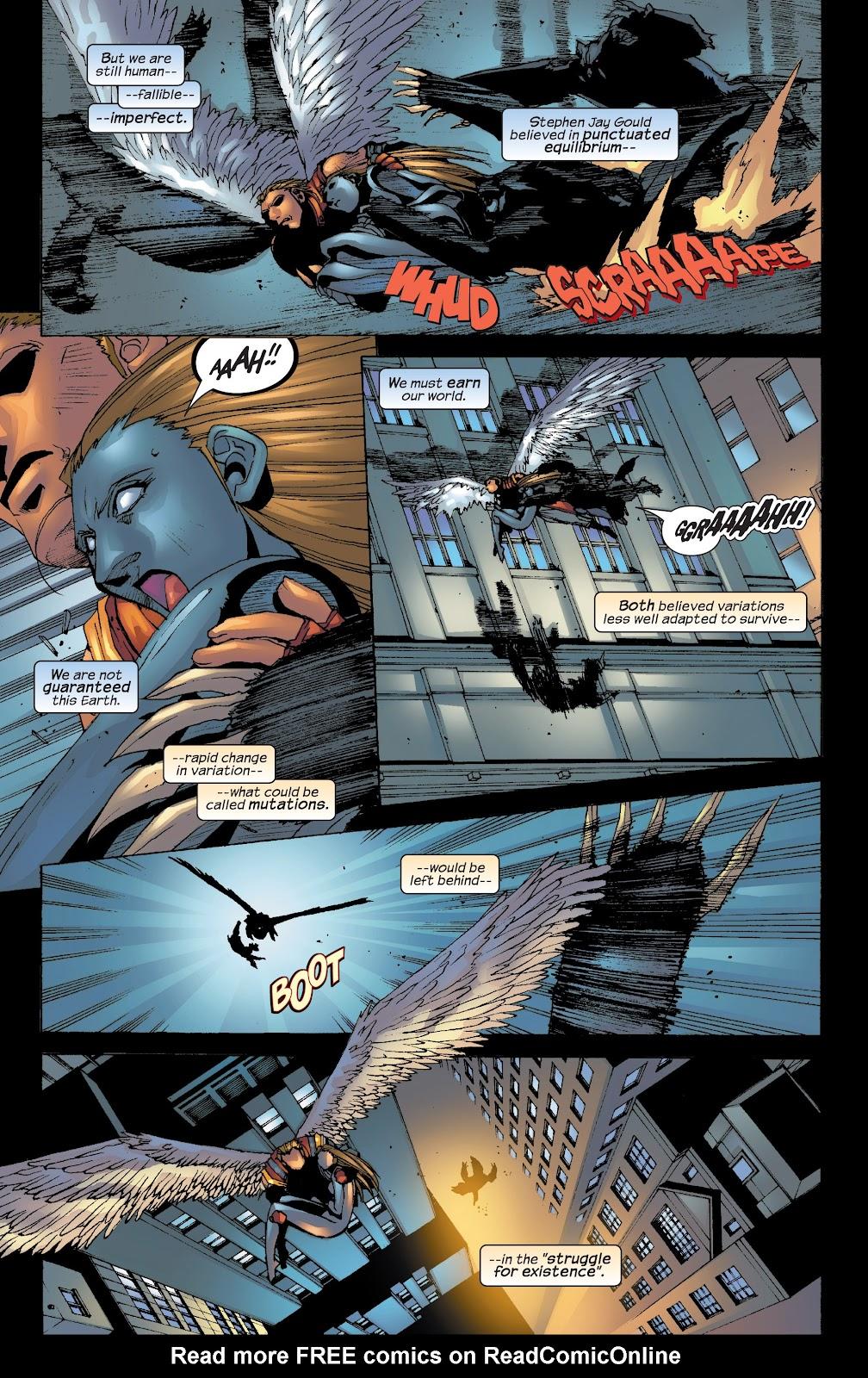 Uncanny X-Men (1963) issue 418 - Page 19