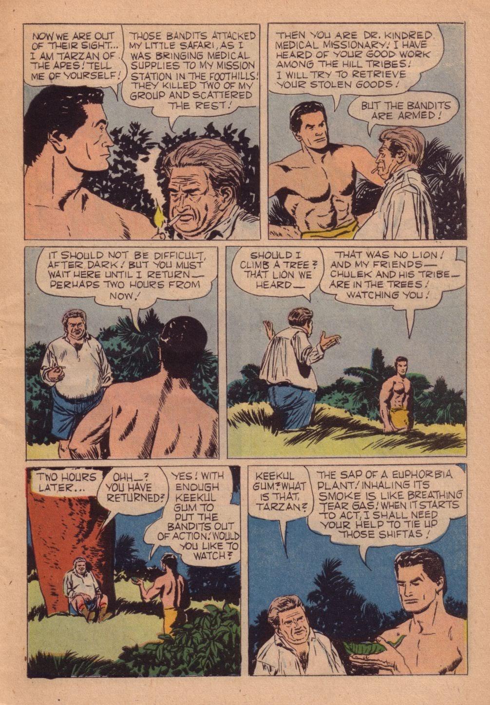 Tarzan (1948) issue 109 - Page 7