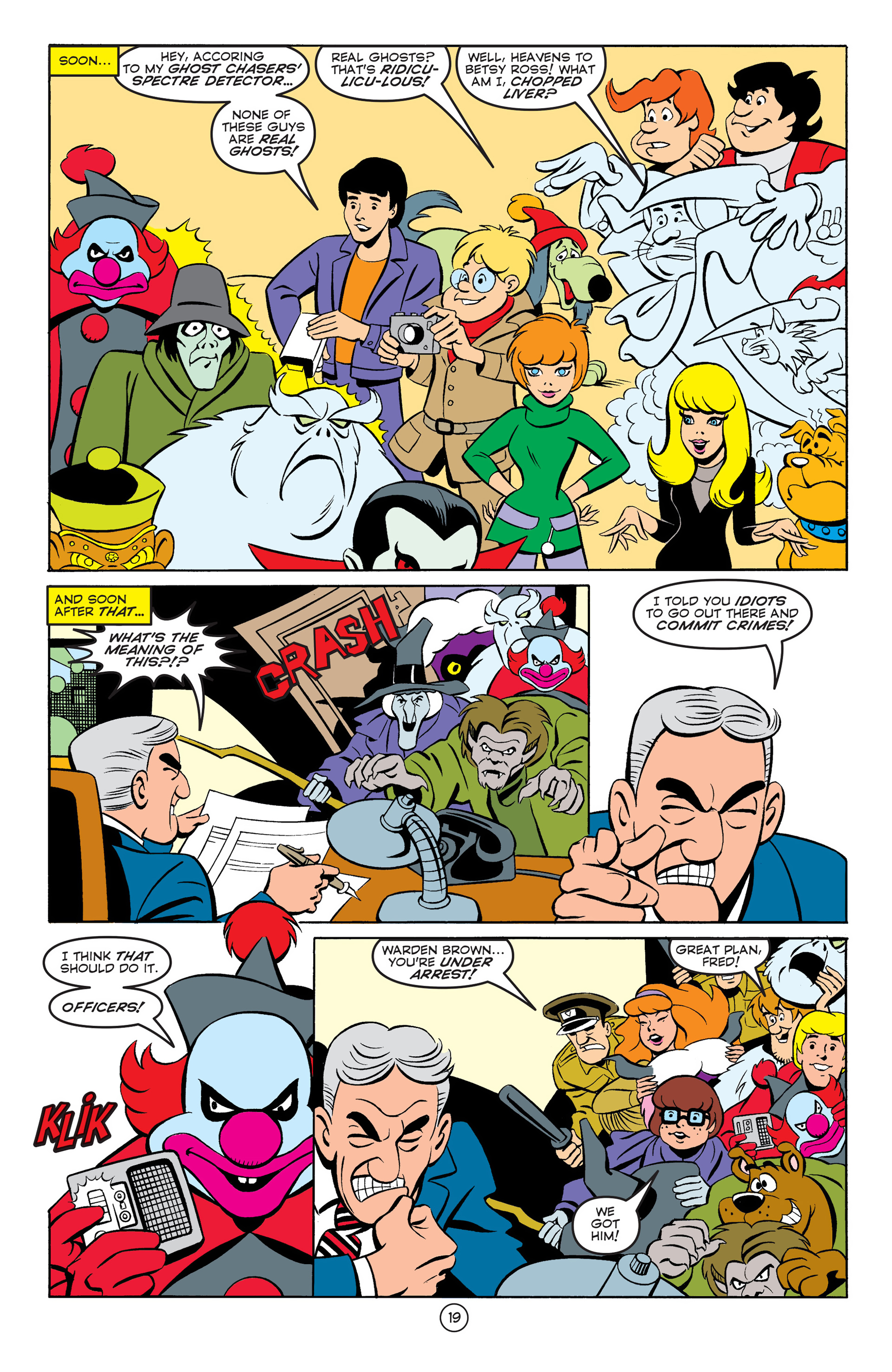 Read online Scooby-Doo (1997) comic -  Issue #50 - 20