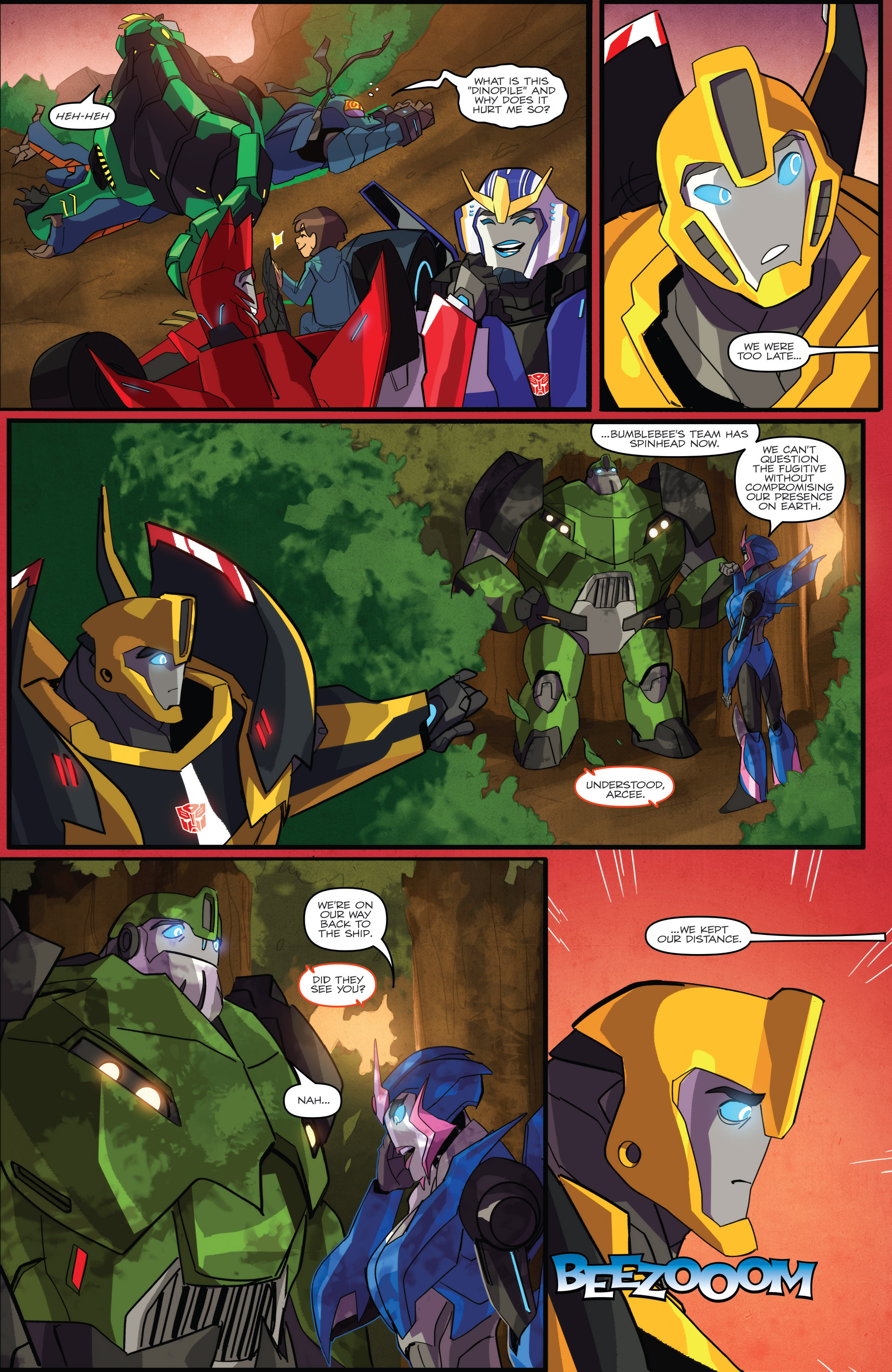 Read online Transformers: Robots In Disguise (2015) comic -  Issue #1 - 20