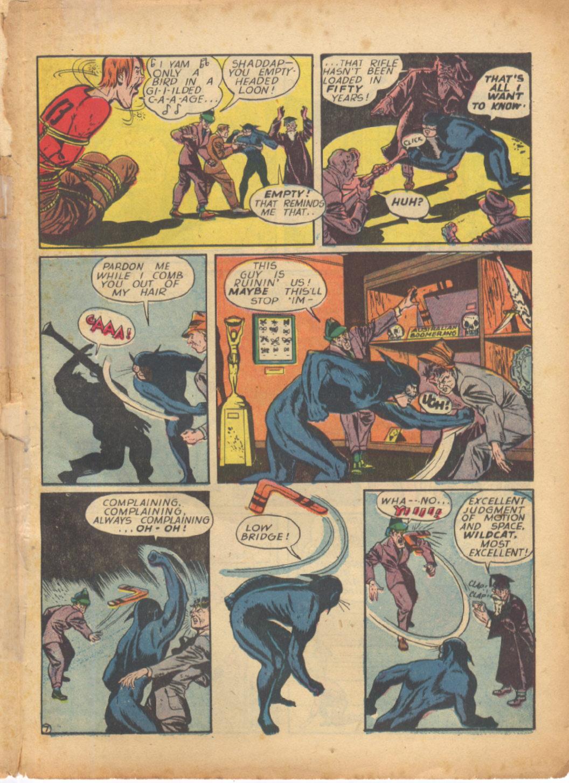 Read online Sensation (Mystery) Comics comic -  Issue #24 - 55