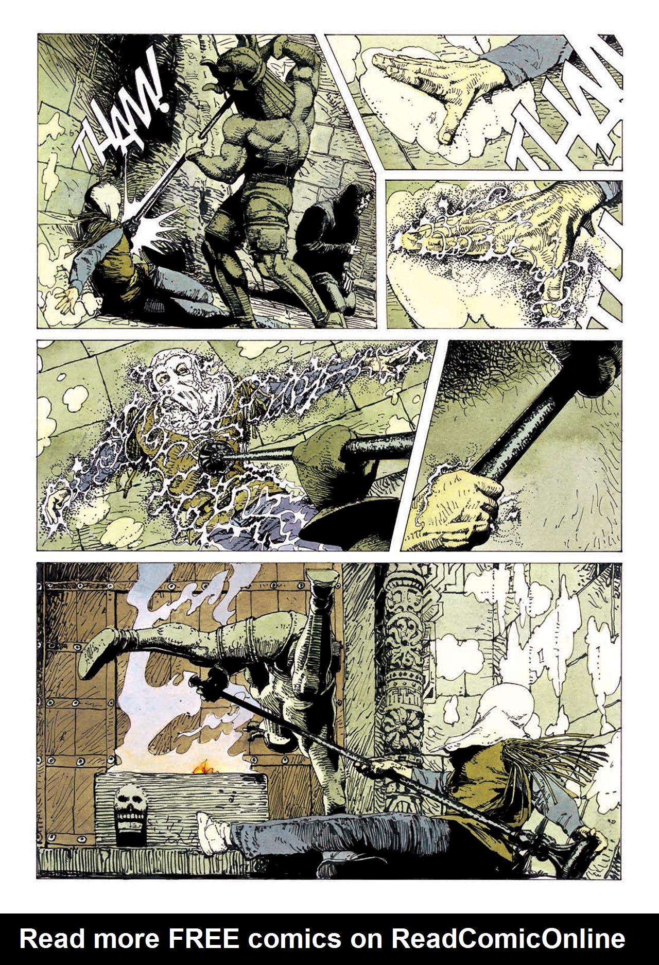 Read online Mazeworld comic -  Issue # TPB - 161