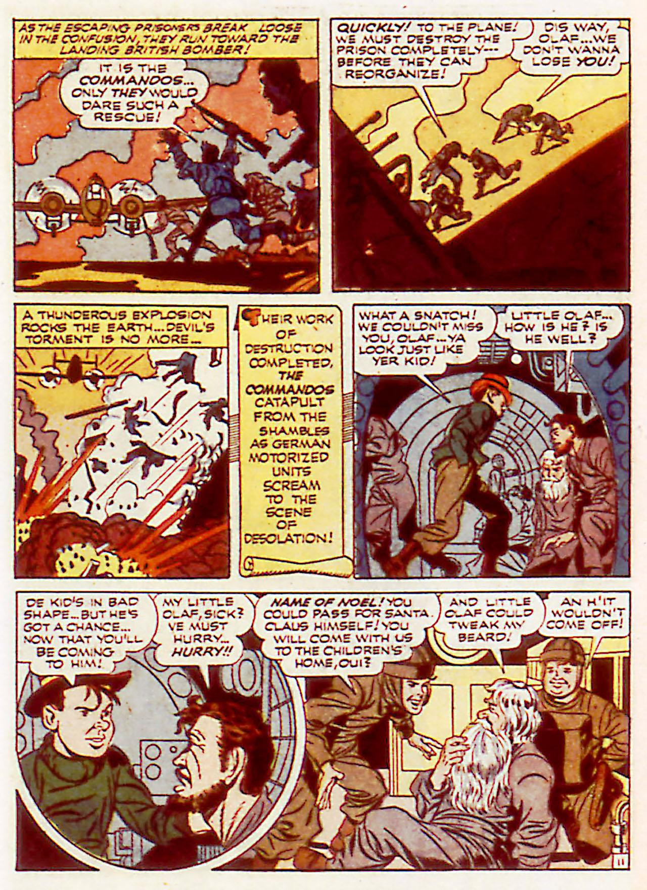 Read online Detective Comics (1937) comic -  Issue #71 - 27