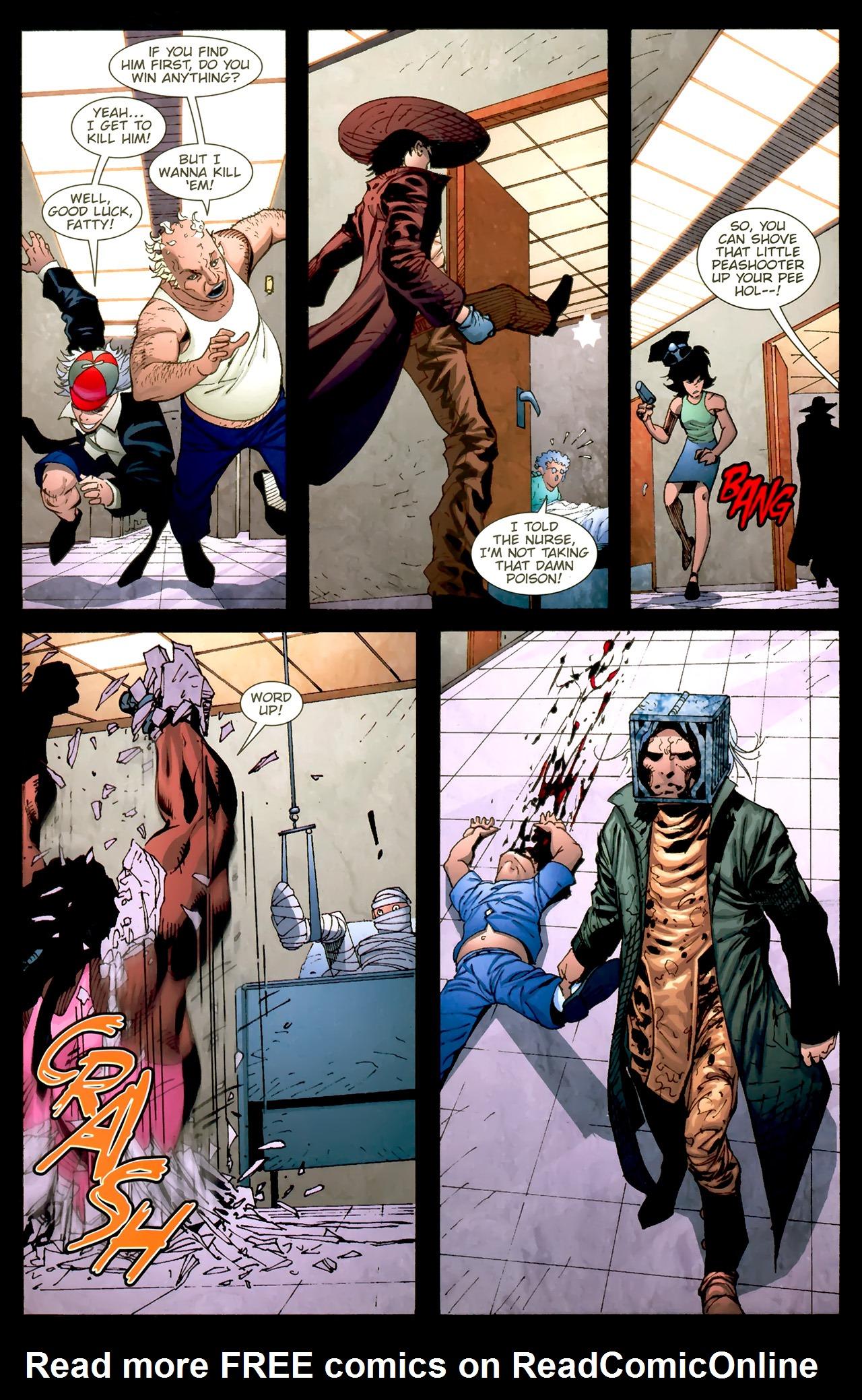 Read online Dead Romeo comic -  Issue #4 - 19