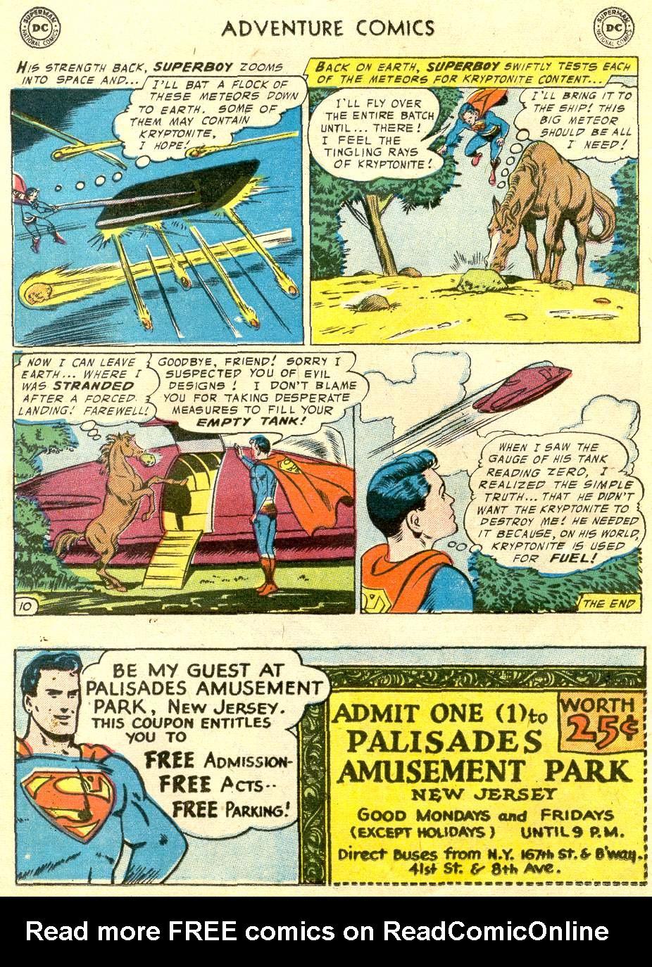 Read online Adventure Comics (1938) comic -  Issue #230 - 12