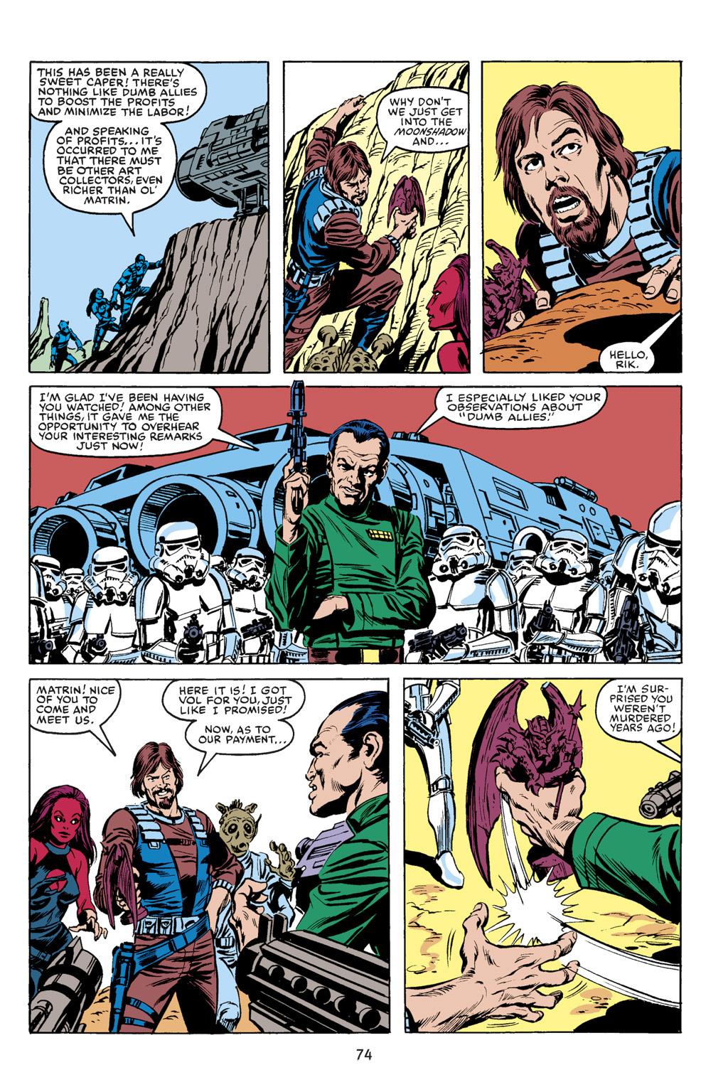 Read online Star Wars Omnibus comic -  Issue # Vol. 18 - 66